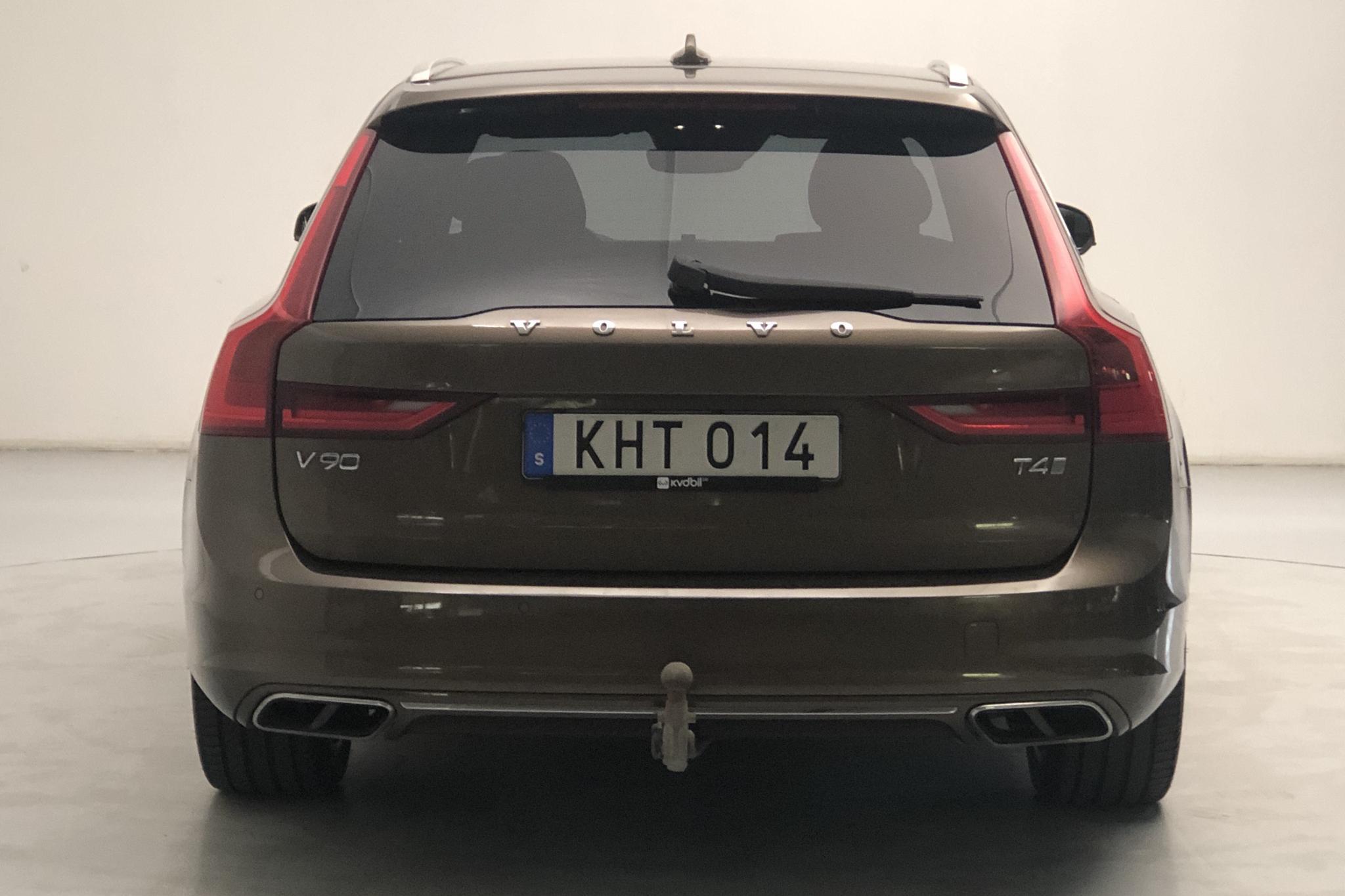 Volvo V90 T4 (190hk) - 16 062 mil - Automat - brun - 2018