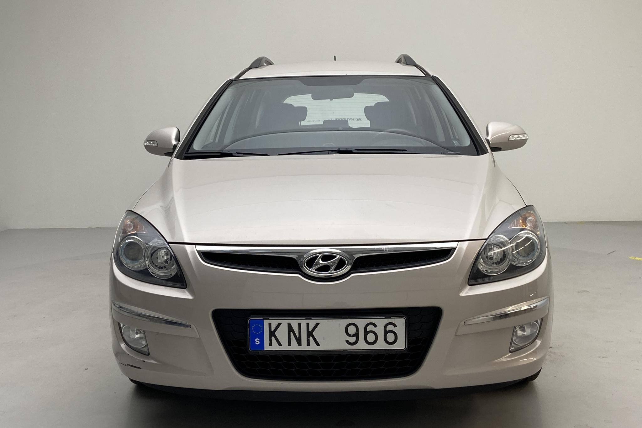 Hyundai i30 1.6 Kombi (122hk) - 117 800 km - Manual - Light Brown - 2010