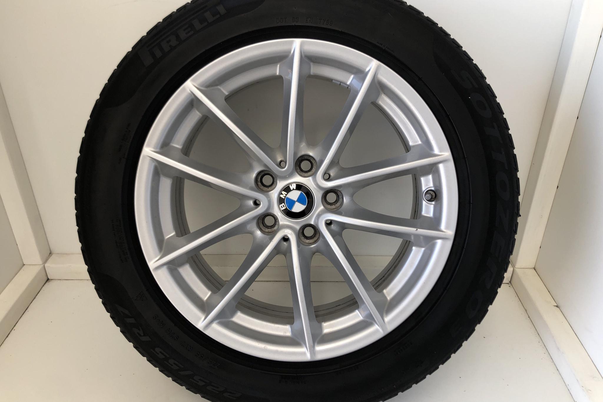 BMW 520d xDrive Touring, G31 (190hk) - 89 210 km - Automatic - black - 2018