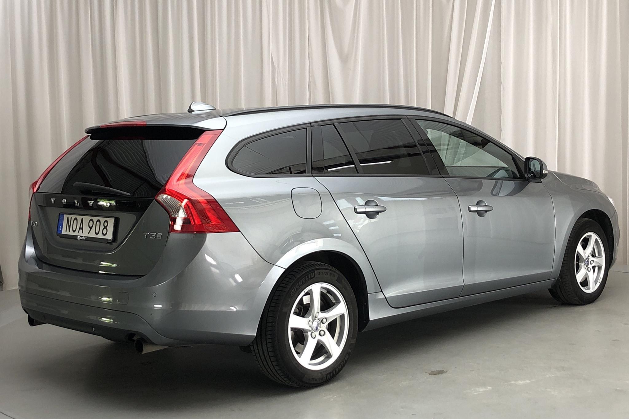 Volvo Volvo V60 T3 (152hk) - 59 350 km - Automatic - gray - 2018