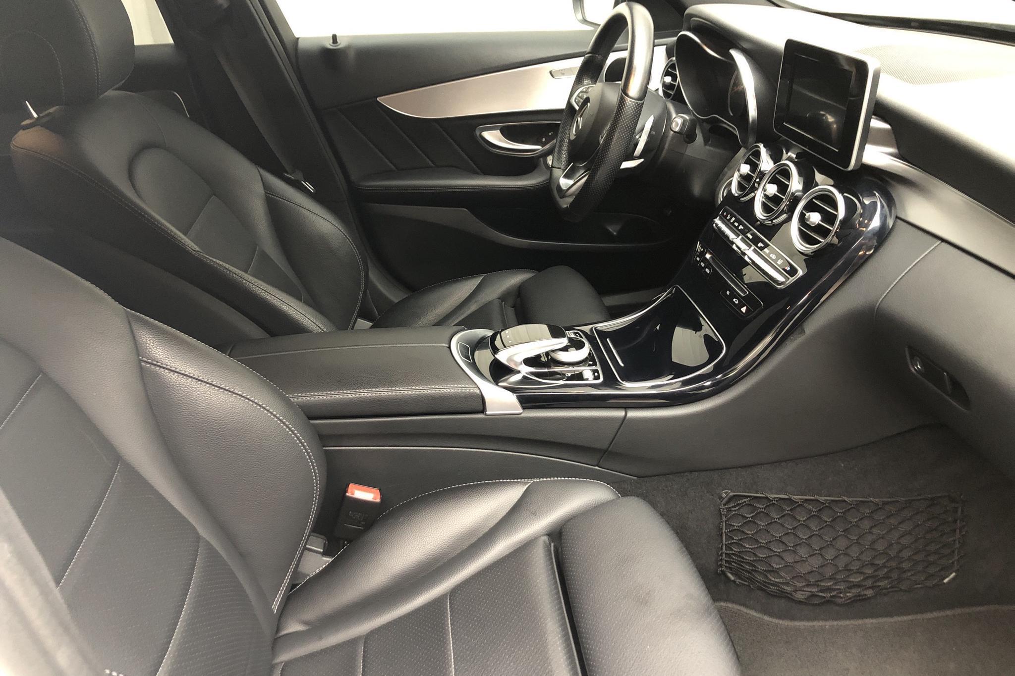 Mercedes C 200 BlueTEC Kombi S205 (136hk) - 14 621 mil - Automat - vit - 2017