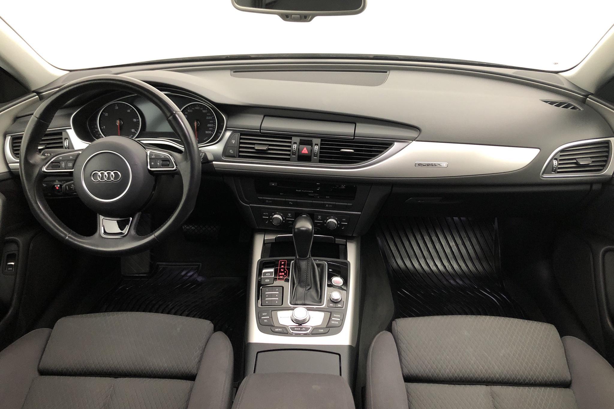 Audi A6 2.0 TDI Avant quattro (190hk) - 7 993 mil - Automat - vit - 2017