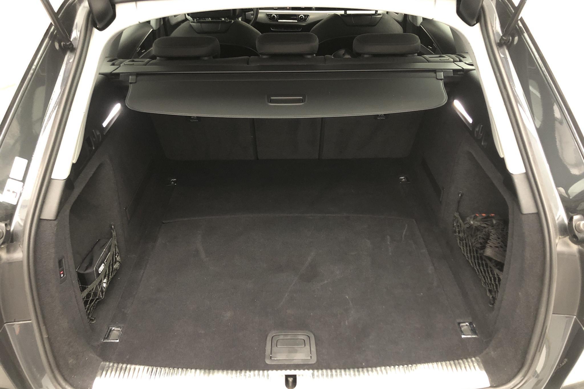 Audi A4 Allroad 2.0 TFSI quattro (252hk) - 44 740 km - Automatic - gray - 2018