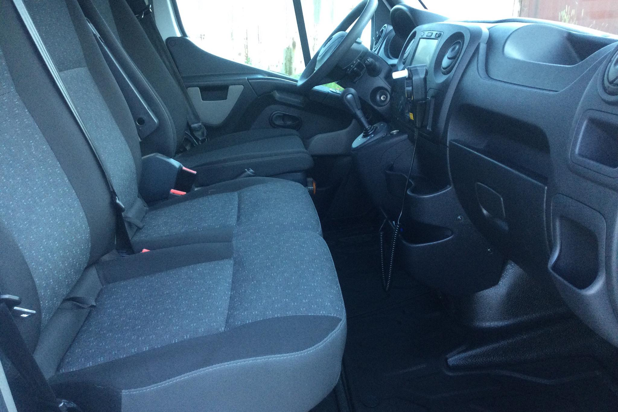 Opel Movano 2.3 CDTI RWD Skåp (170hk) - 147 280 km - Automatic - white - 2018