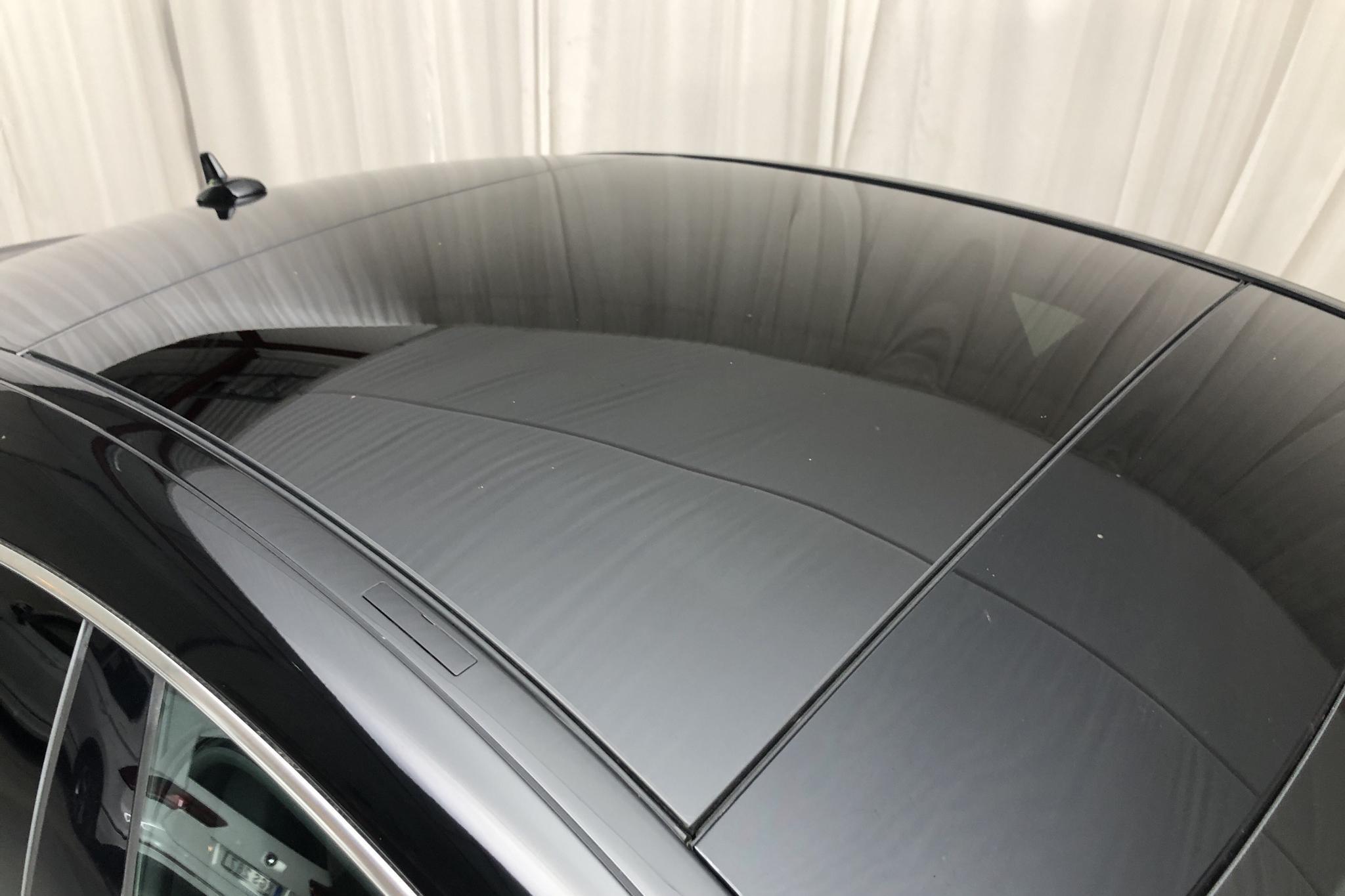 Mercedes CLA 220 d Coupé C117 (177hk) - 11 155 mil - Automat - svart - 2018
