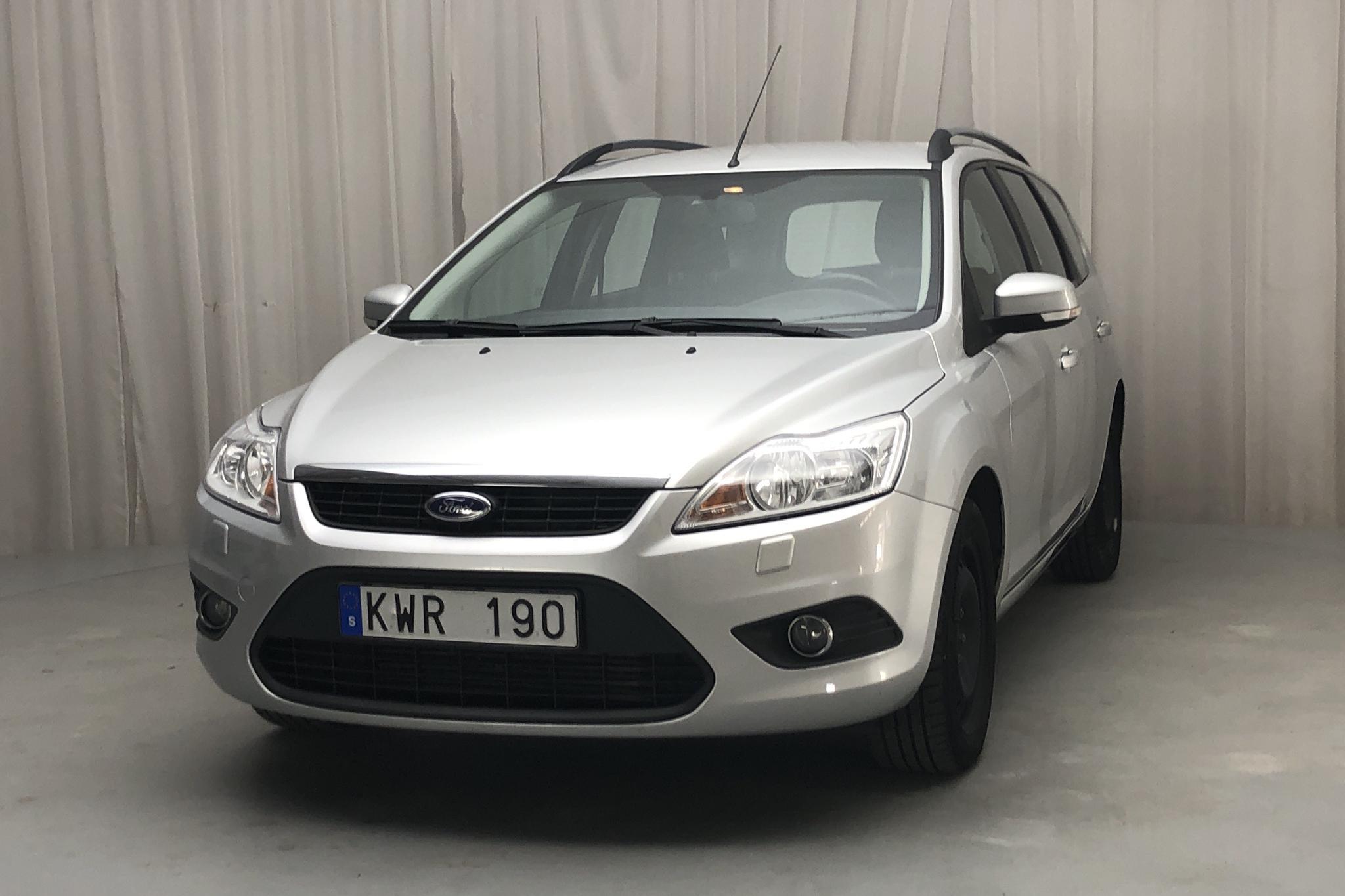 Ford Focus 1.6 TDCi ECOnetic Kombi (90hk) - 10 450 mil - Manuell - grå - 2011