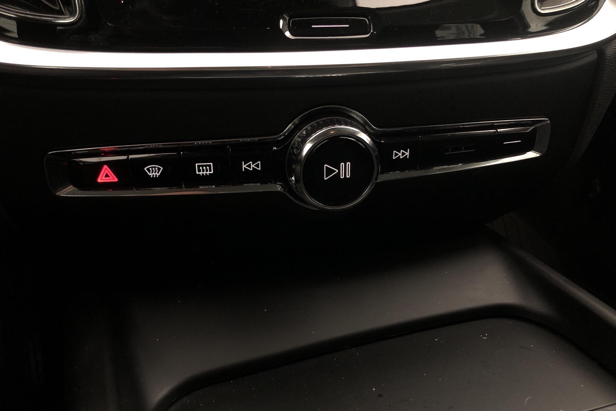 Volvo V60 D4 (190hk) - 96 460 km - Automatic - black - 2019