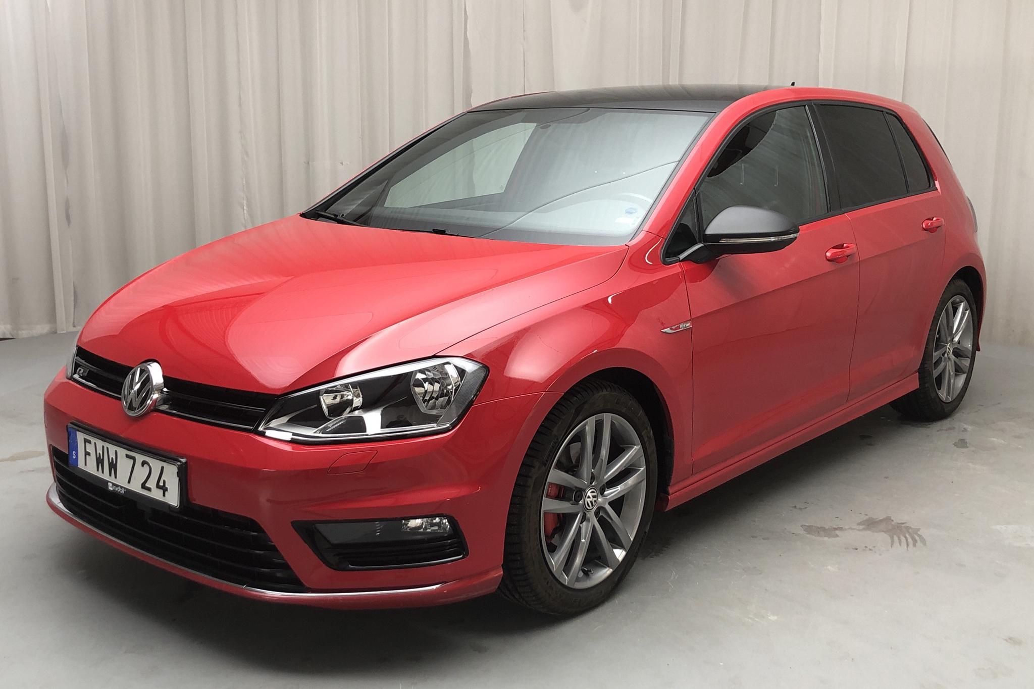 VW Golf VII 1.4 TSI 5dr (150hk)
