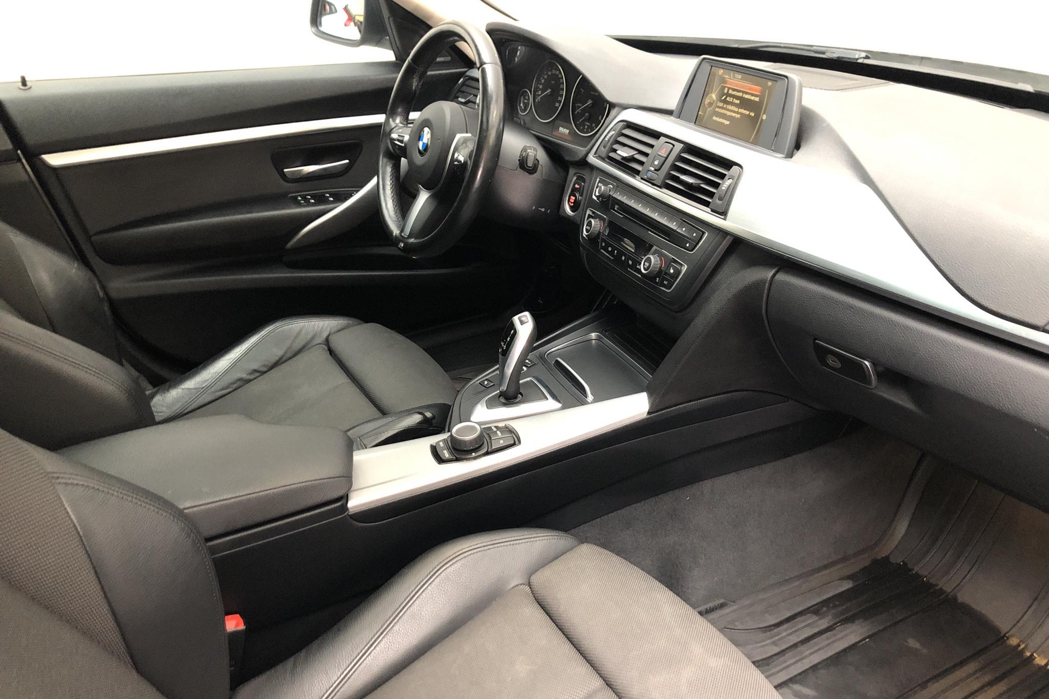 BMW 320d GT xDrive, F34 (190hk) - 158 130 km - Automatic - silver - 2016