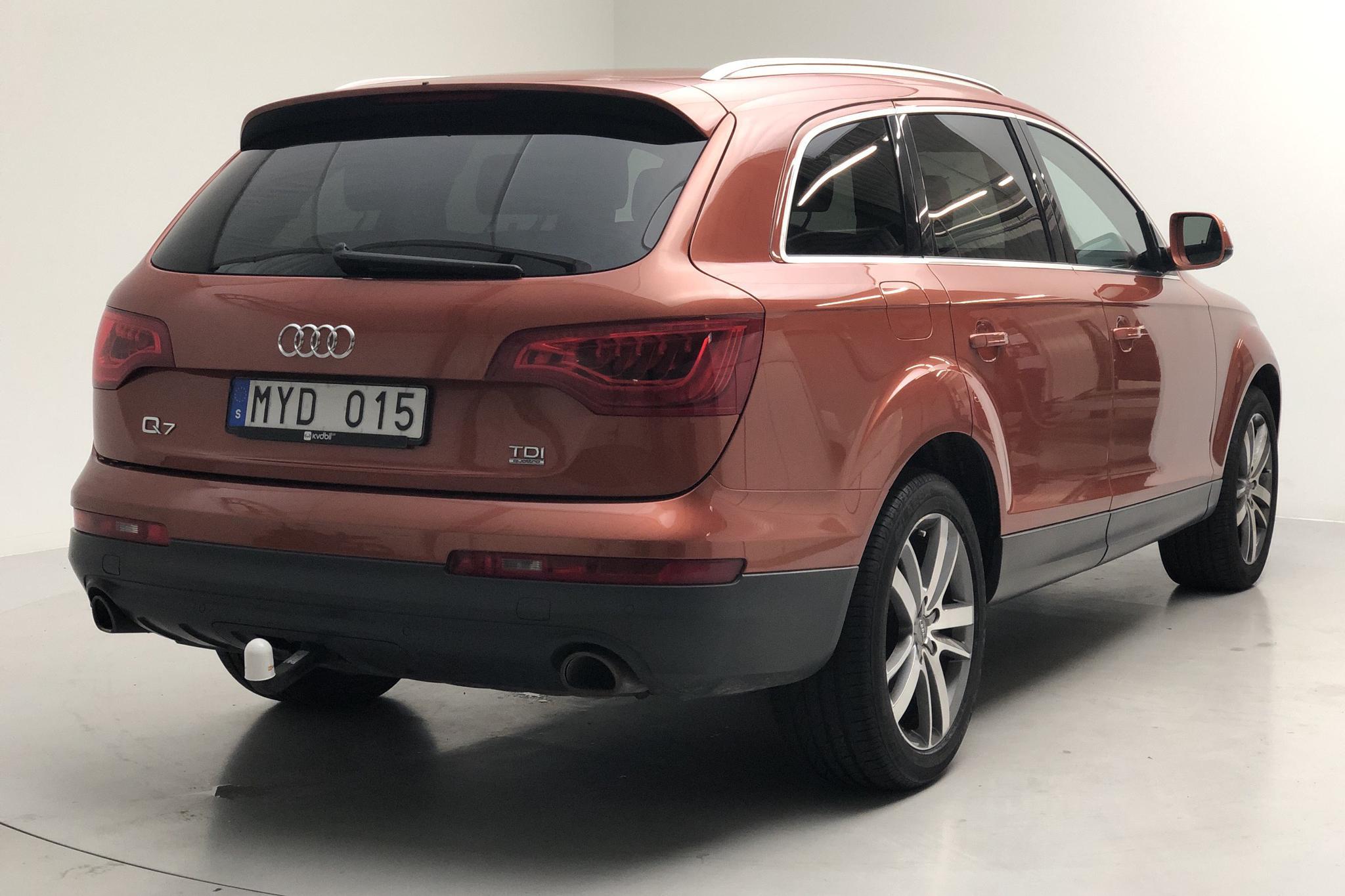 Audi Q7 3.0 TDI quattro (204hk) - 150 650 km - Automatic - 2013