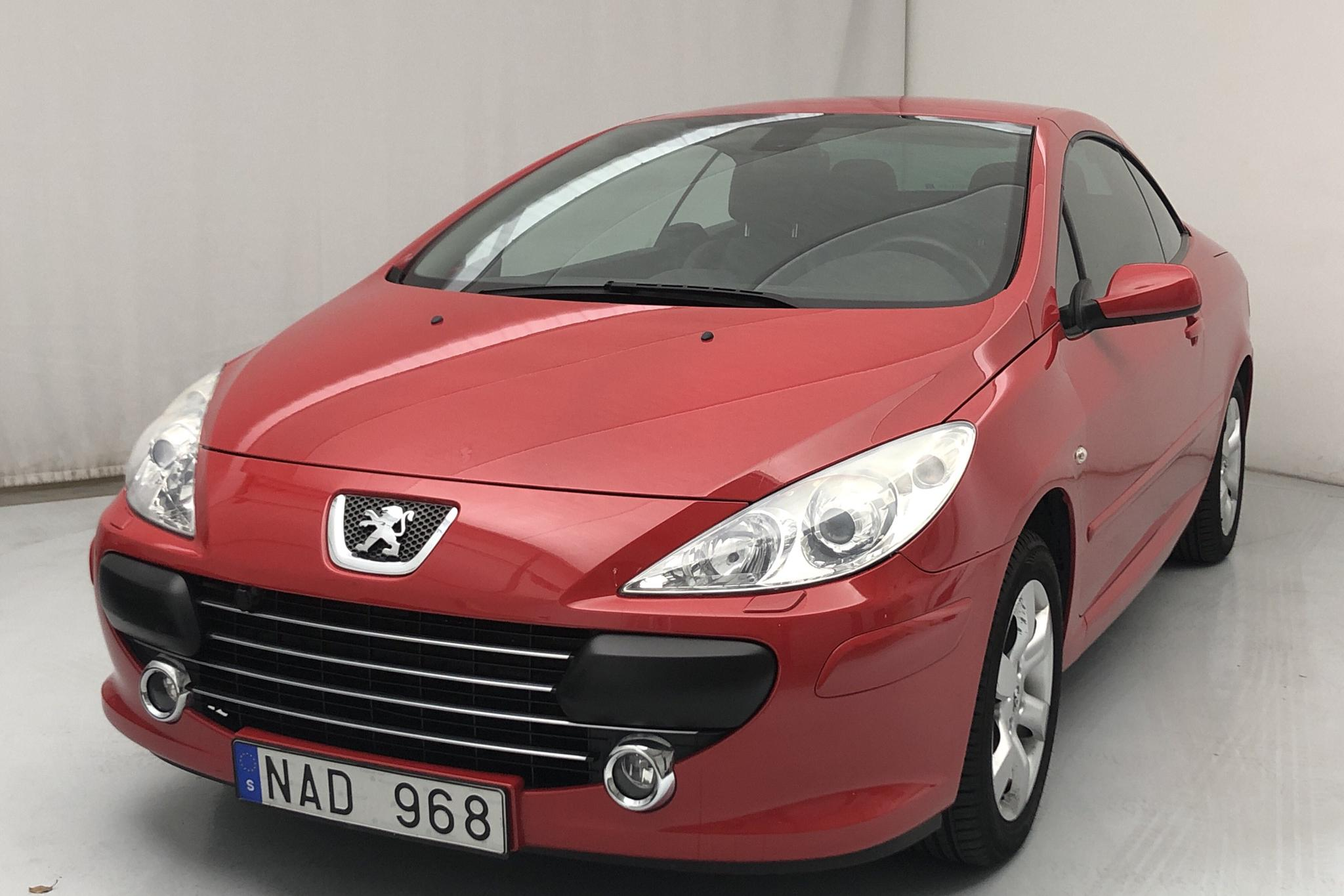 Peugeot 307 CC 2.0 (140hk)