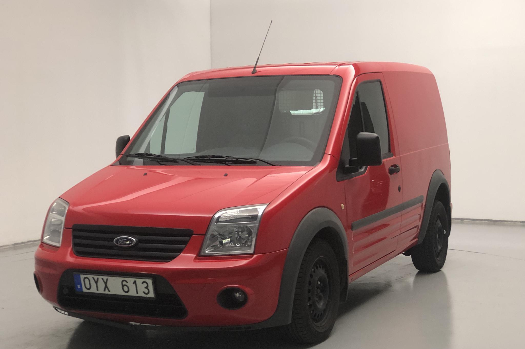 Ford Transit Connect 1.8 TDCi (110hk)