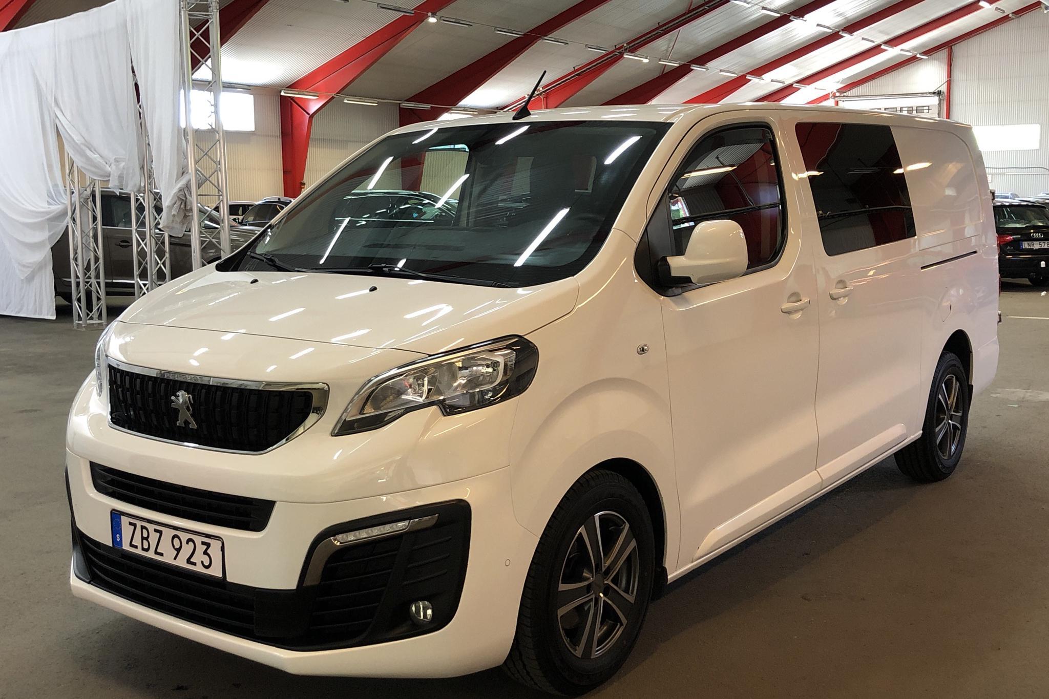 Peugeot Expert BlueHDi Skåp (180hk)