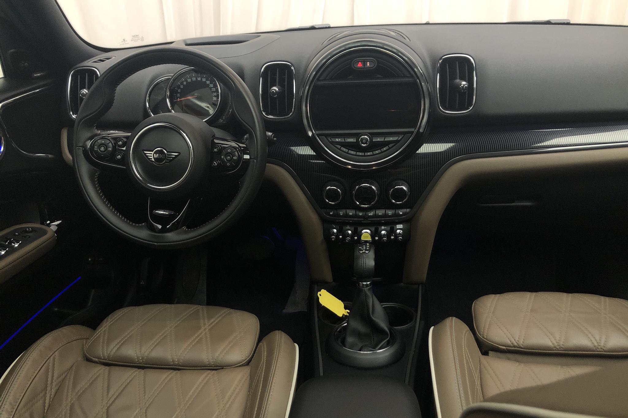 MINI Cooper S E ALL4 Countryman, F60 (224hk) - 5 035 mil - Automat - grå - 2019