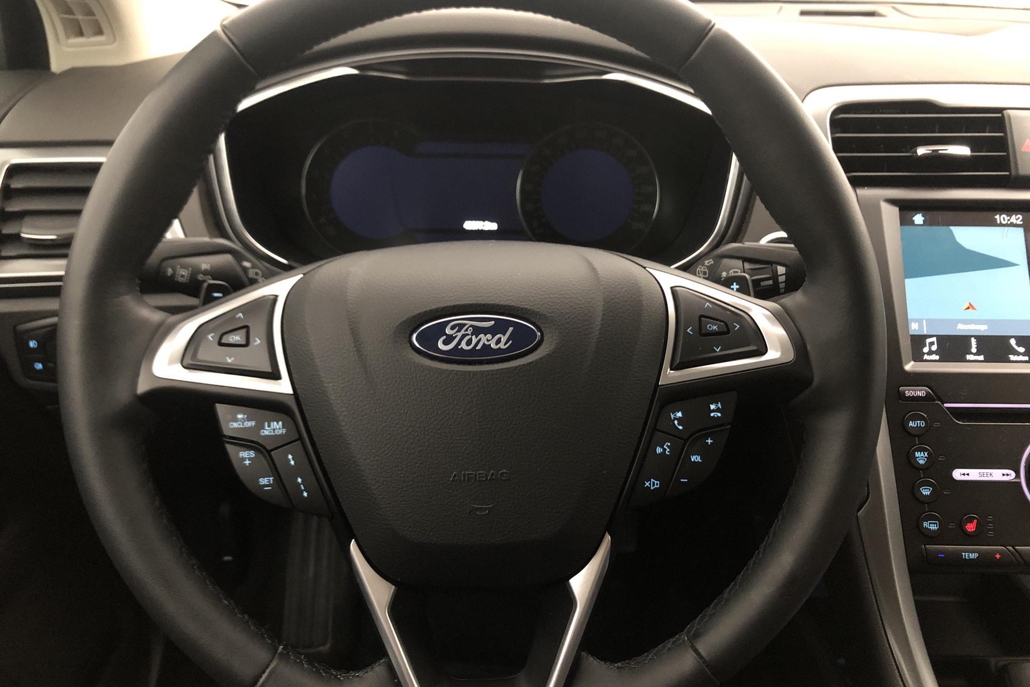 Ford Mondeo 2.0 TDCi AWD Kombi (180hk) - 40 370 km - Automatic - white - 2017