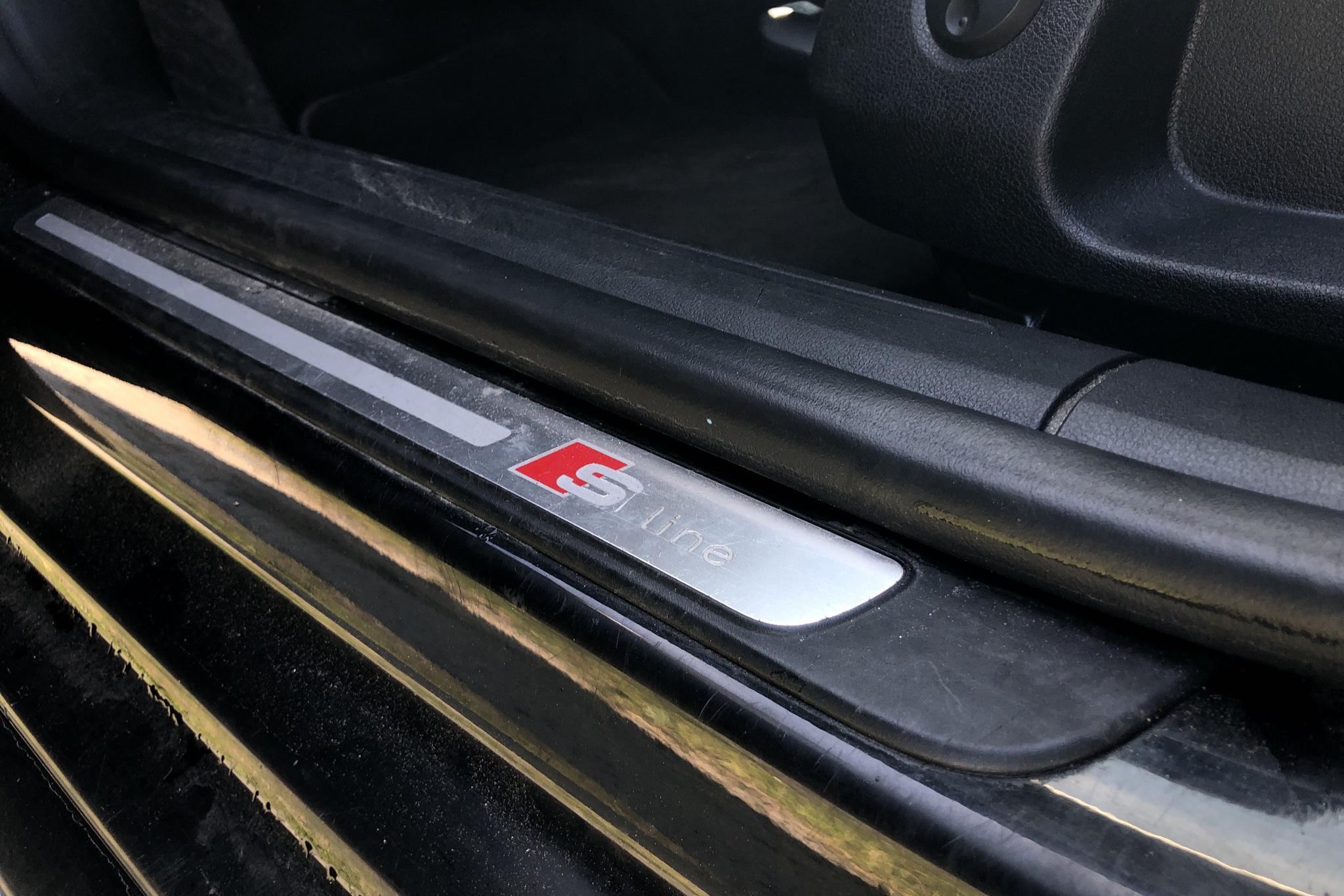 Audi A5 2.0 TFSI Sportback quattro (211hk) - 140 290 km - Automatic - black - 2011