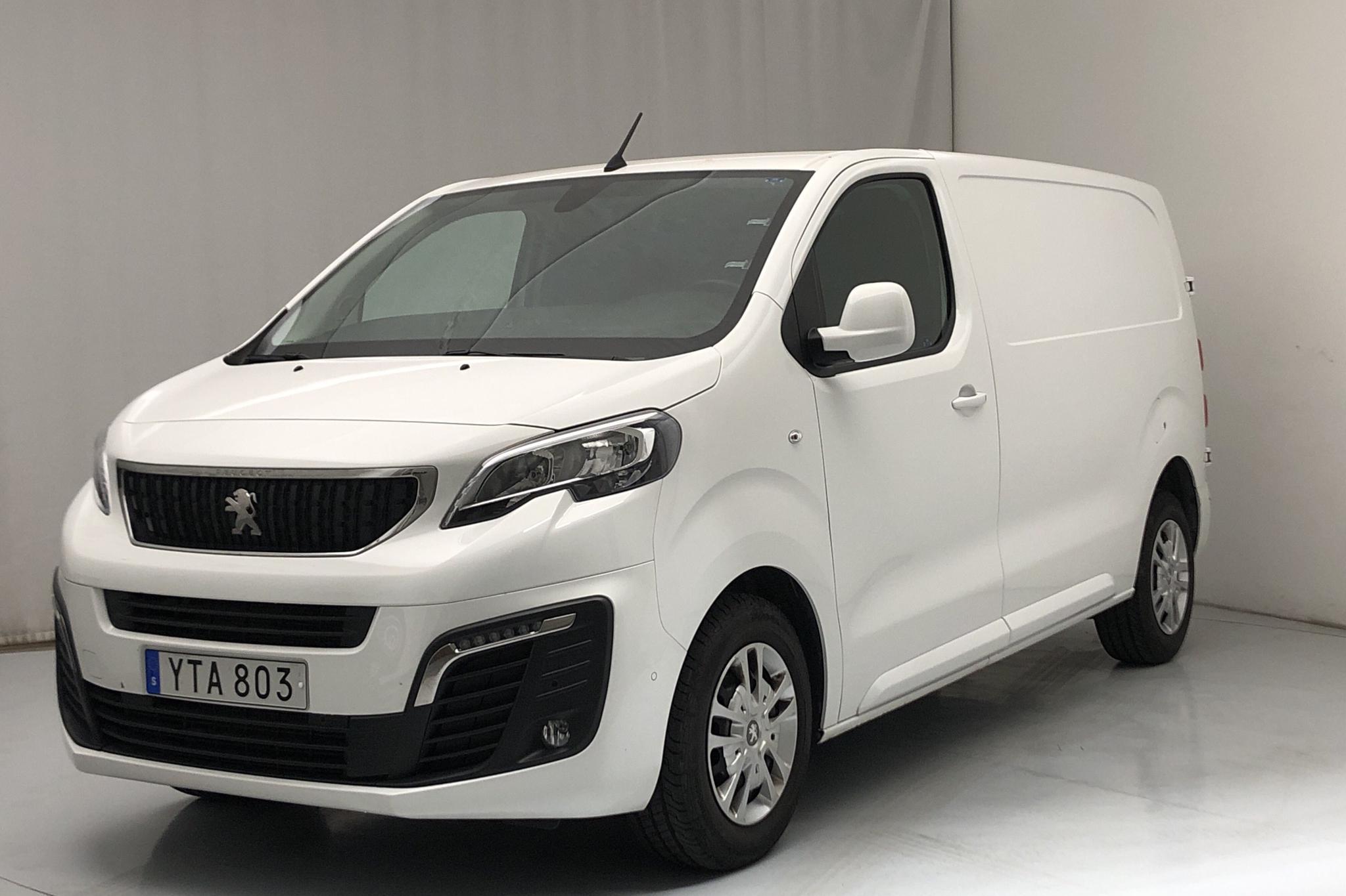 Peugeot Expert BlueHDi Skåp (120hk) - 9 370 km - Manual - 2019