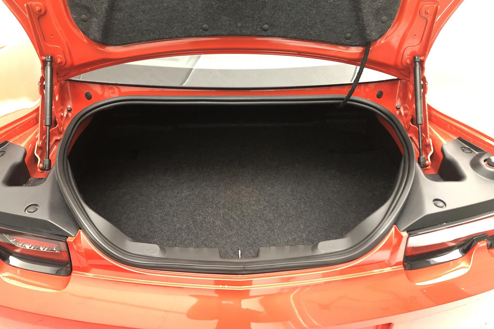 Chevrolet Camaro SS 6.2 V8 Coupé (432hk) - 2 887 mil - Manuell - orange - 2013