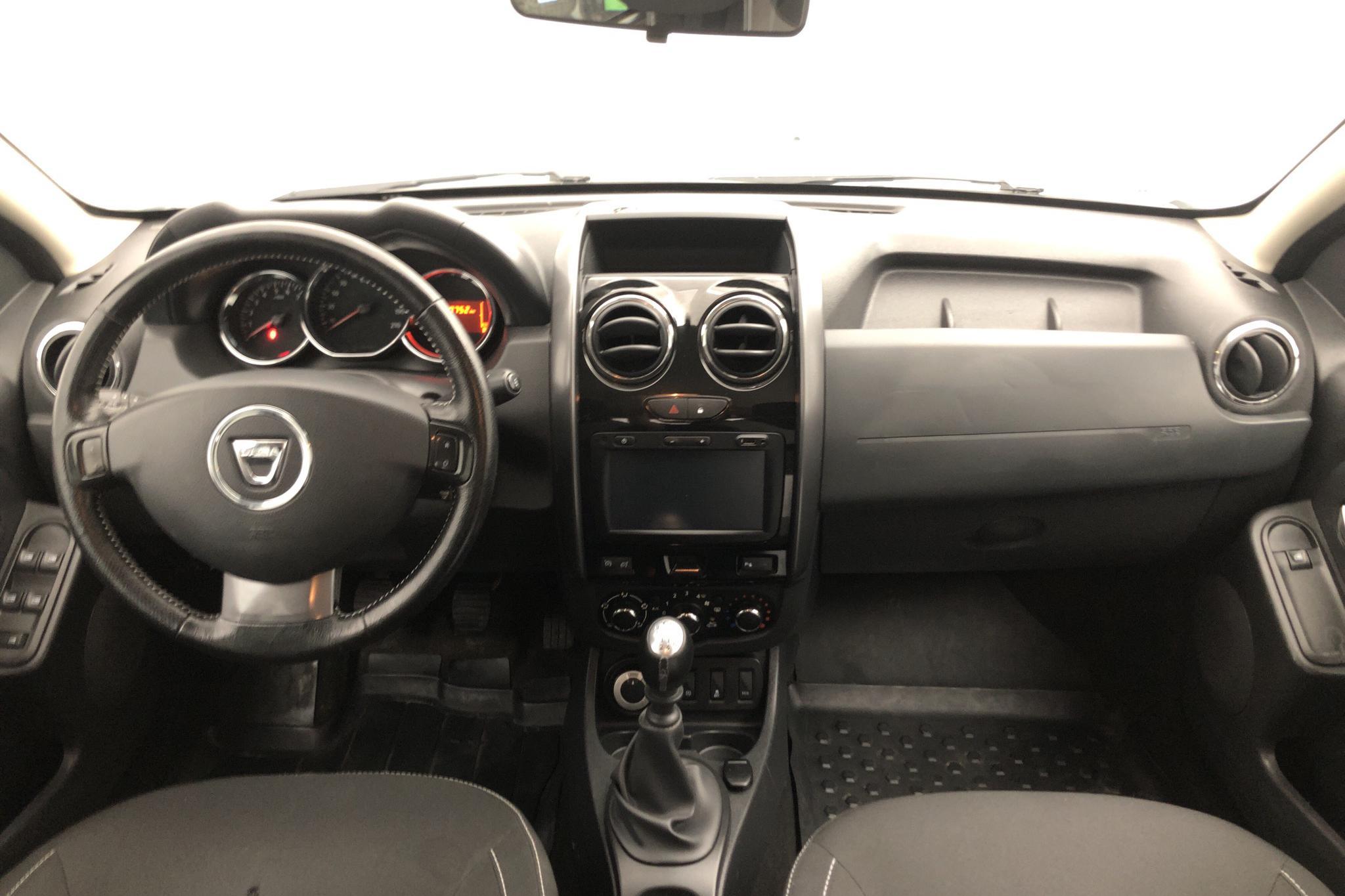 Dacia Duster 1.5 dCi 4x4 (109hk) - 110 750 km - Manual - white - 2017