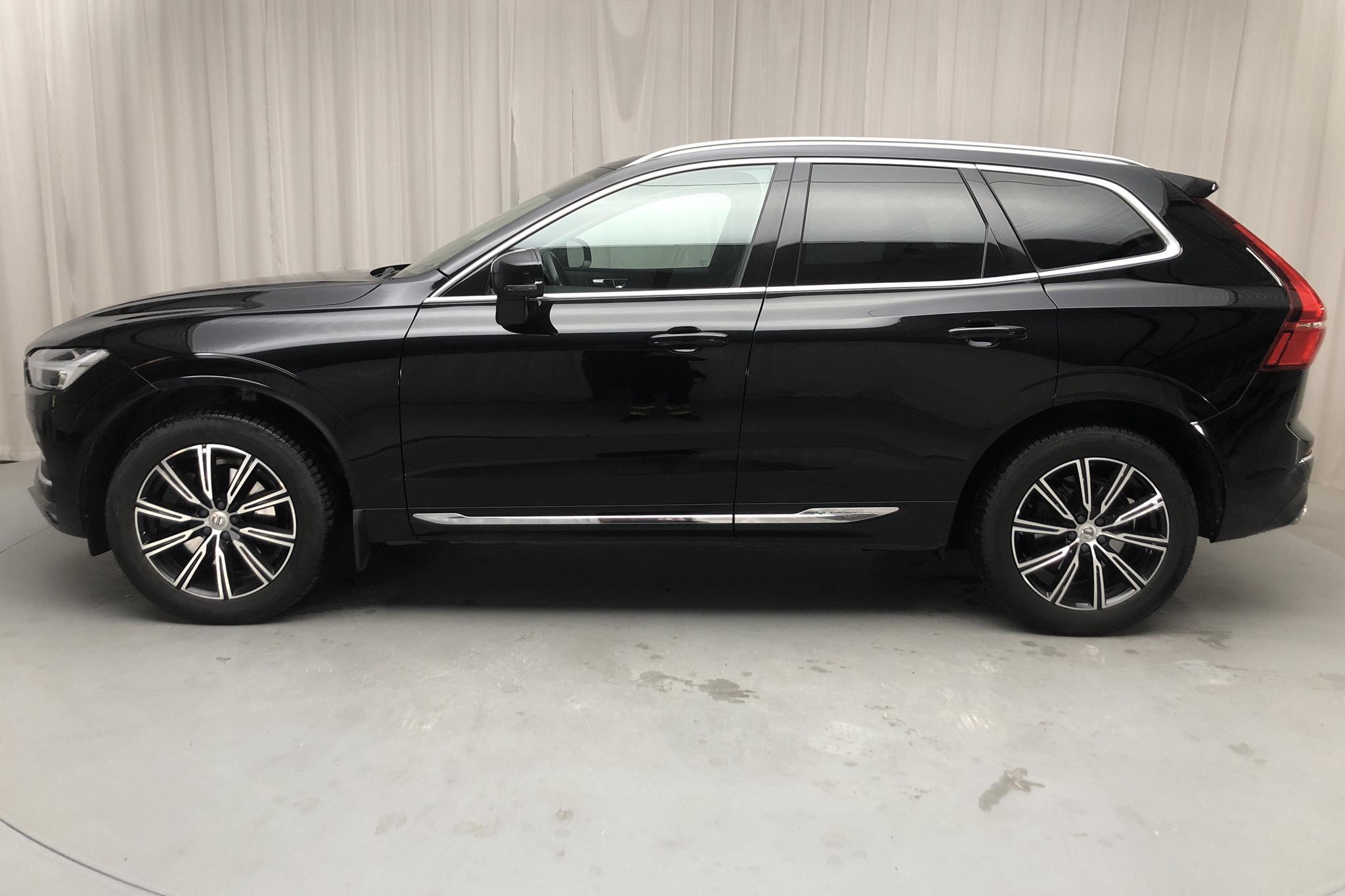 Volvo XC60 D5 AWD (235hk) - 140 280 km - Automatic - black - 2019