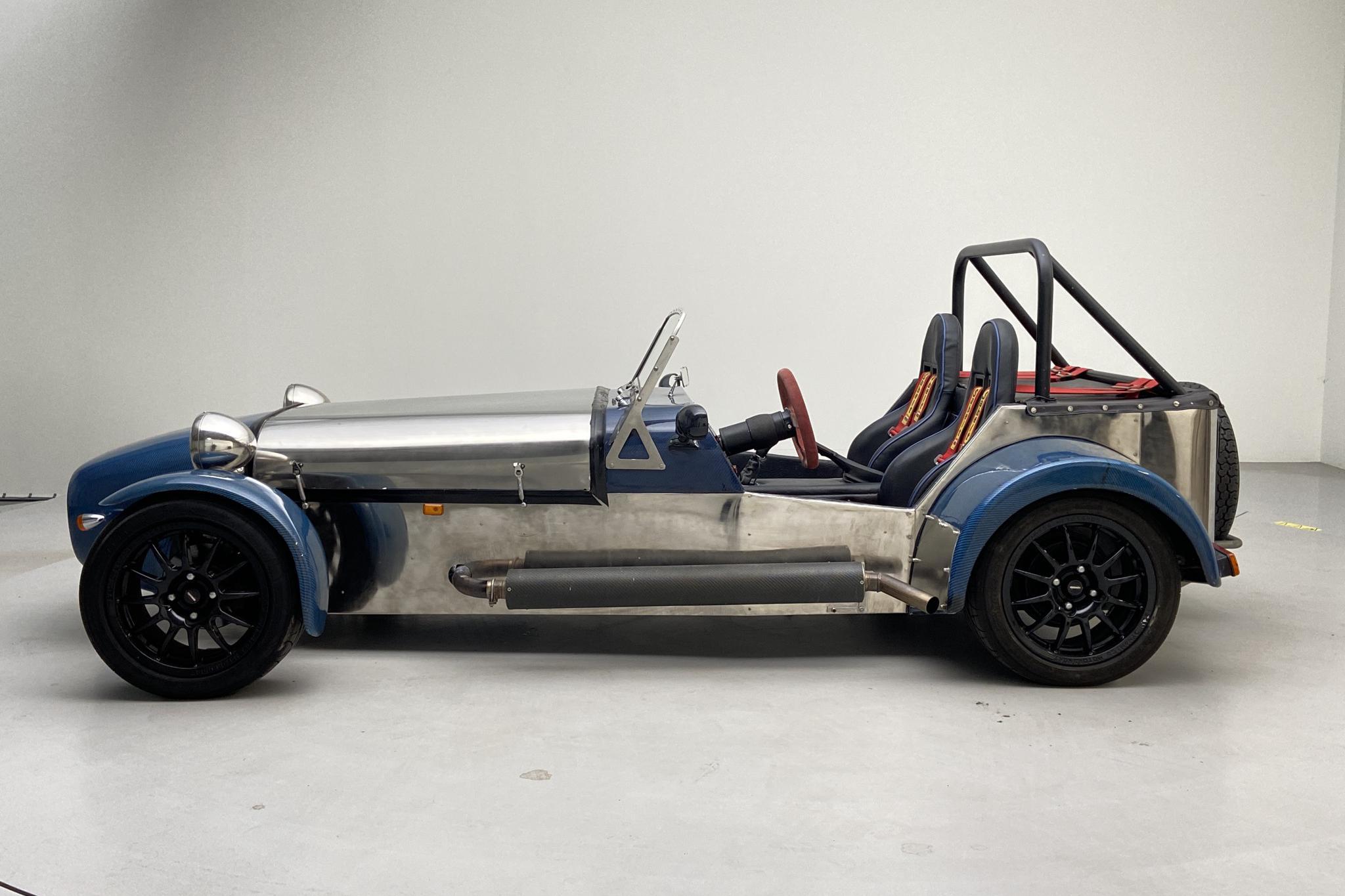 Millenium Super Seven Kitcar - 467 mil - Manuell - 2000