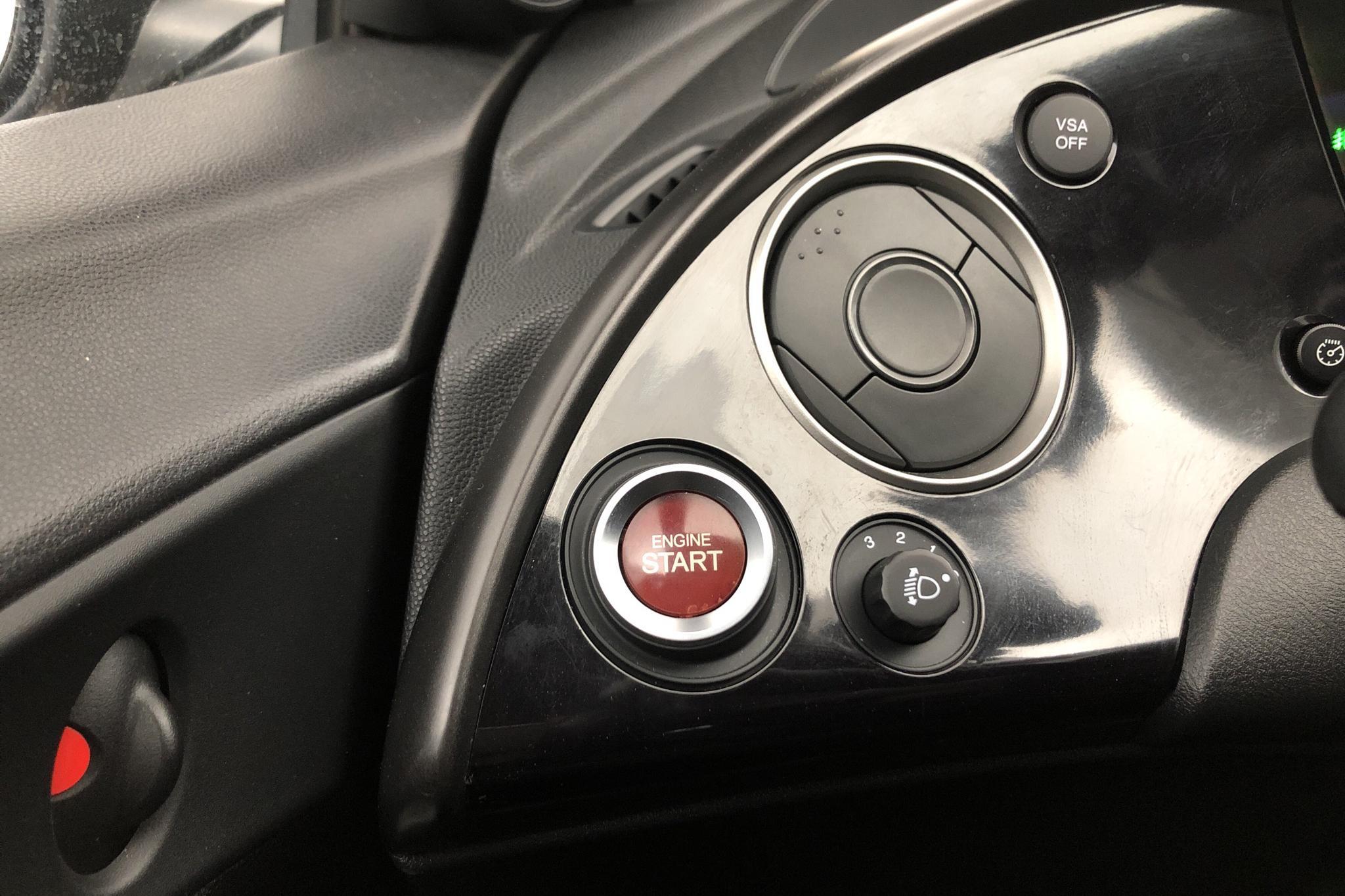 Honda Civic 1.8 5dr (140hk) - 9 527 mil - Manuell - Dark Grey - 2007