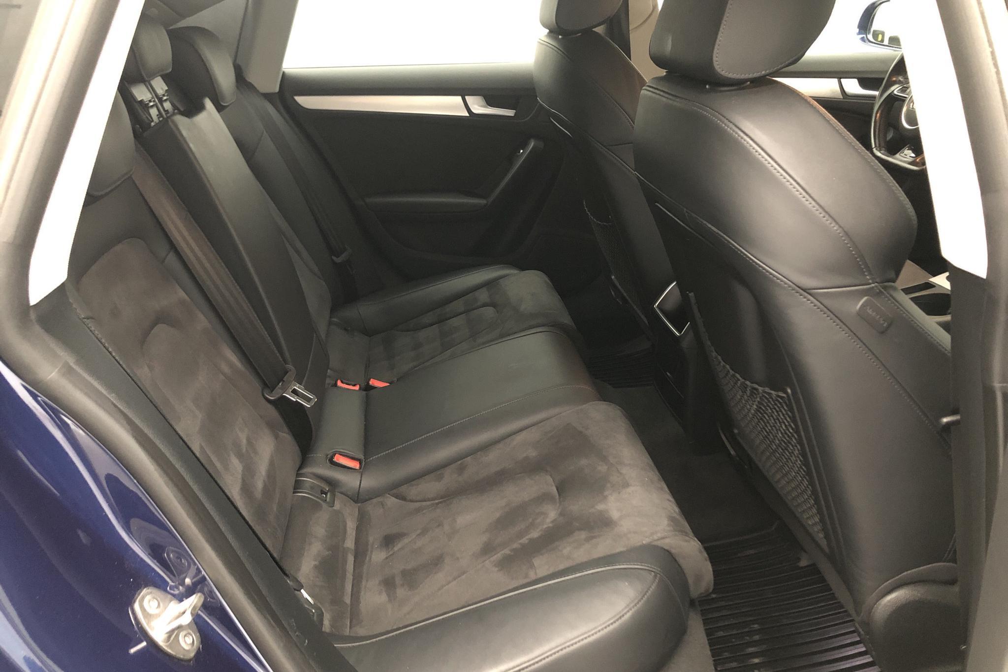 Audi A5 2.0 TDI Clean diesel Sportback quattro (190hk) - 189 610 km - Automatic - blue - 2015