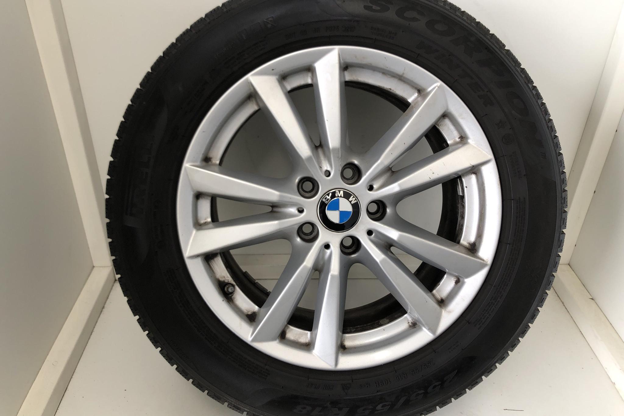 BMW X5 xDrive25d, F15 (231hk) - 3 282 mil - Automat - svart - 2018