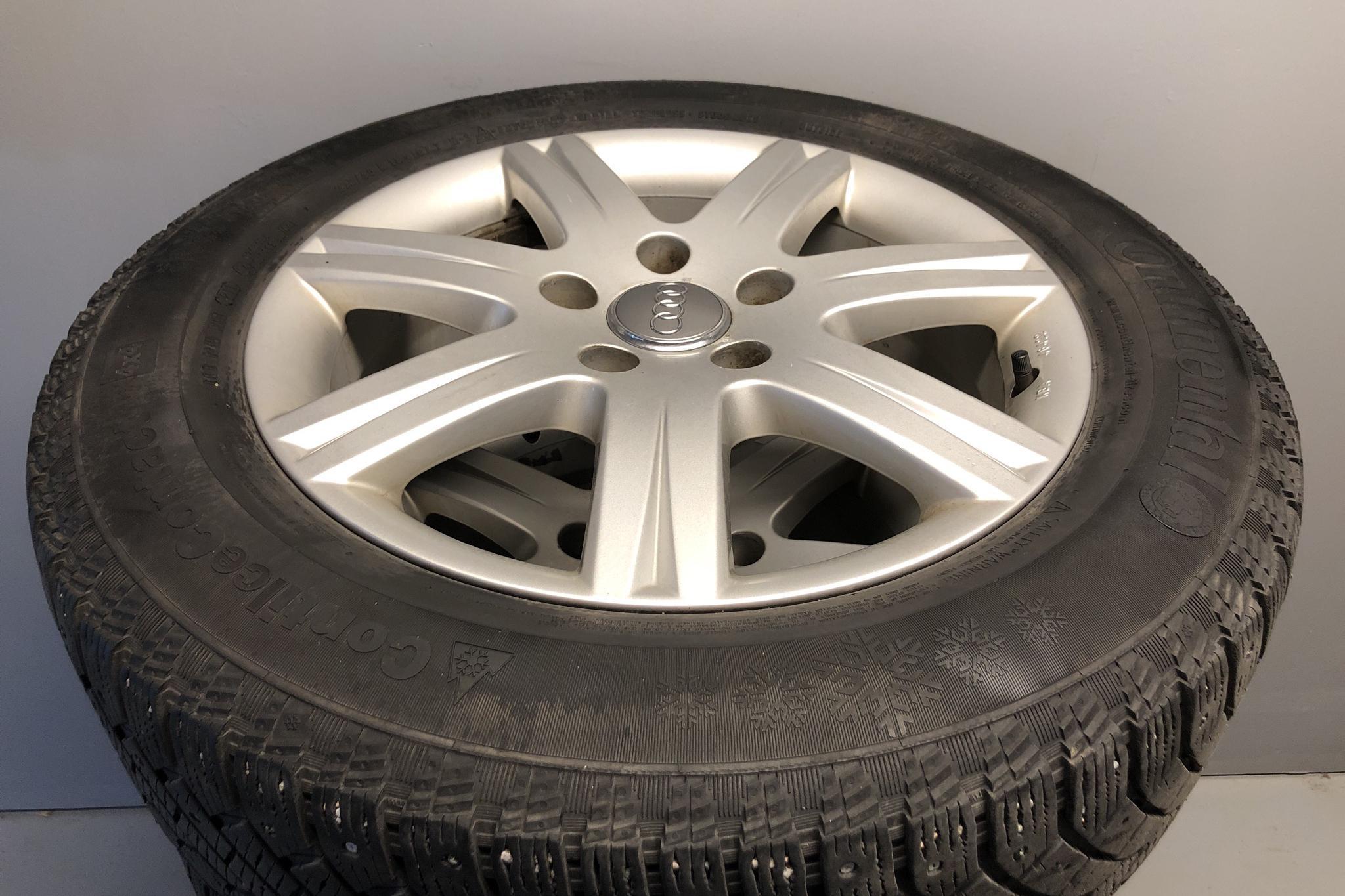 Audi Q7 3.0 TDI quattro (240hk) - 19 841 mil - Automat - grå - 2009