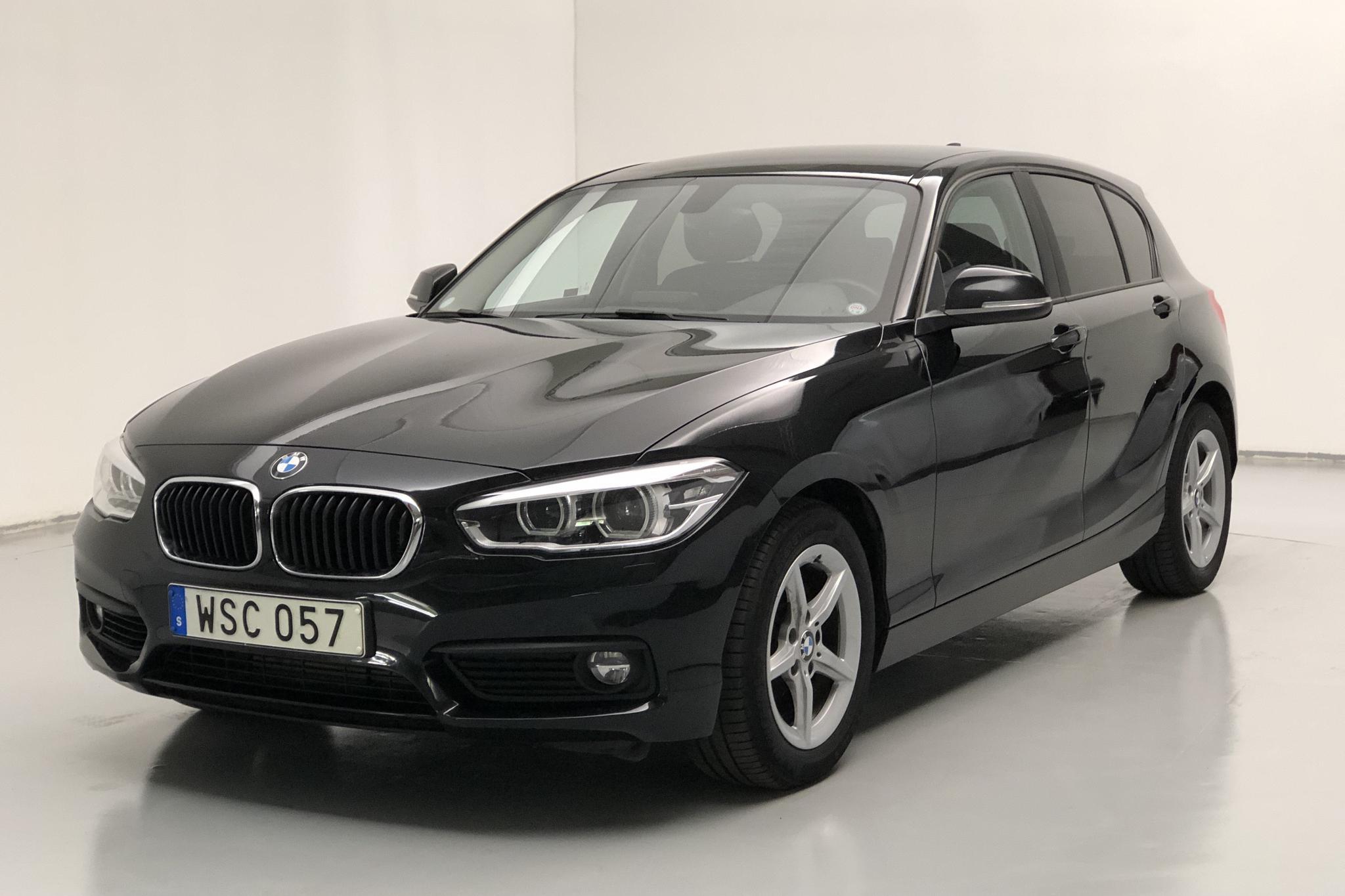 BMW 118i 5dr, F20 (136hk)