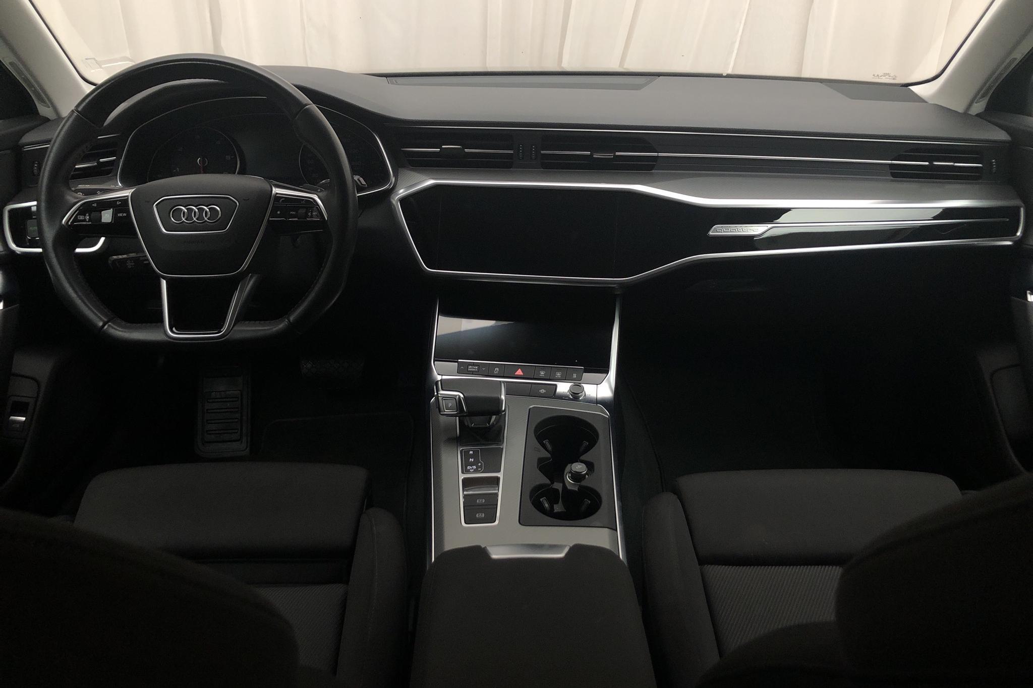 Audi A6 Avant 45 TDI quattro (231hk) - 6 794 mil - Automat - blå - 2019