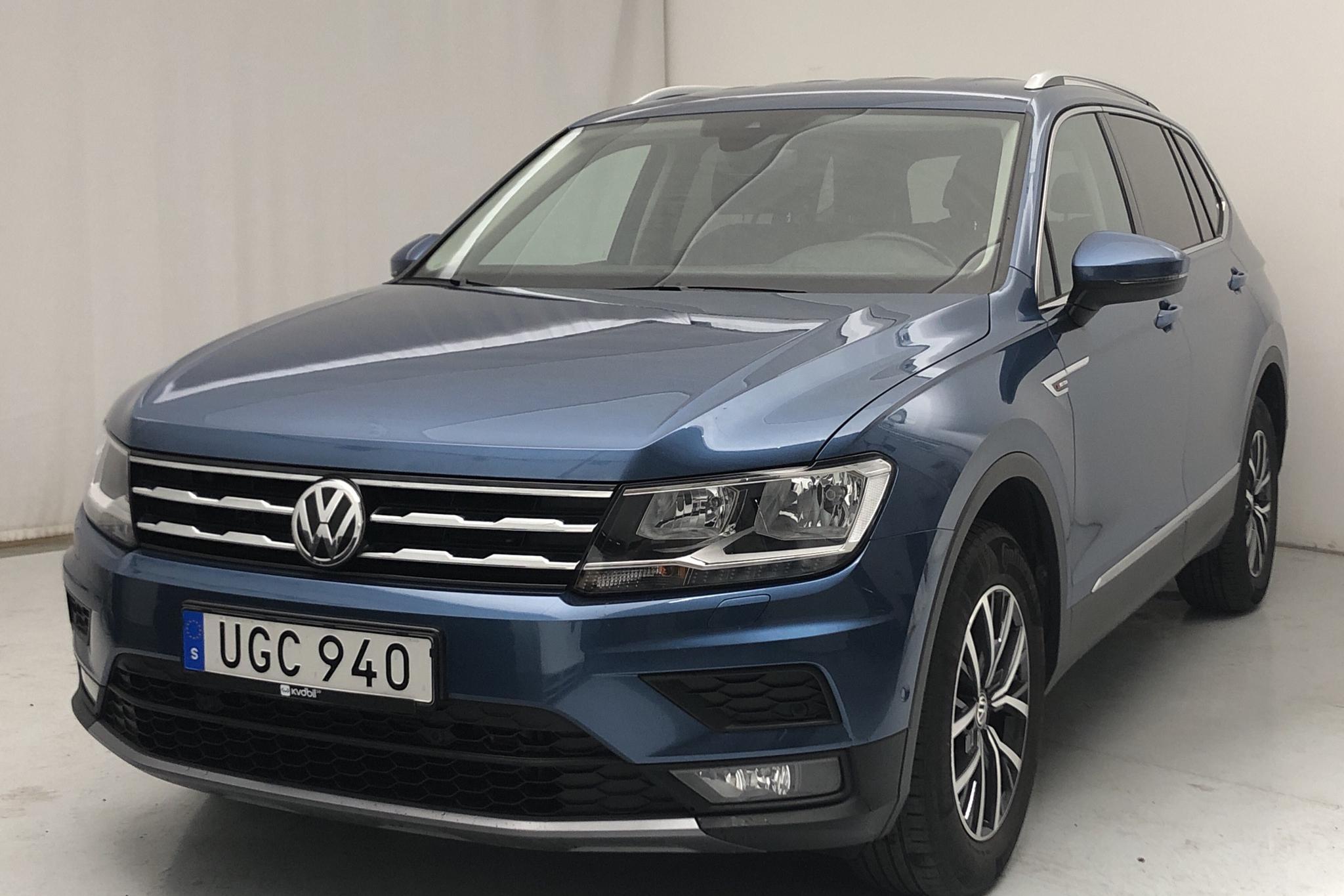 VW Tiguan Allspace 2.0 TDI 4MOTION (150hk)