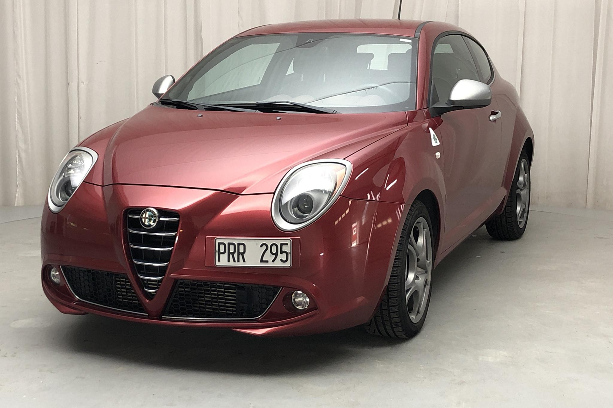 Alfa Romeo MiTo 1.4 MultiAir Turbo (170hk)