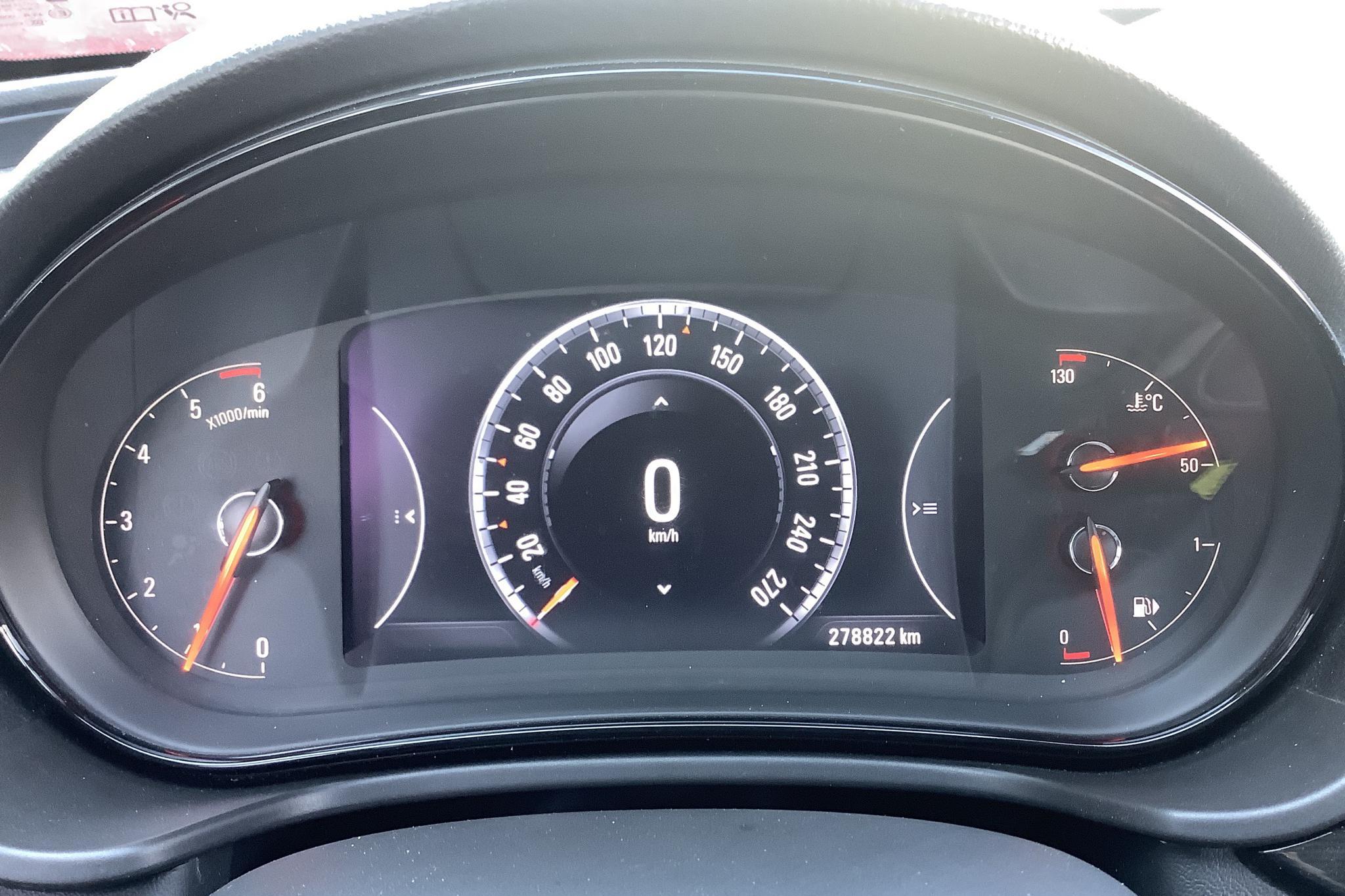 Opel Insignia 2.0 CDTI ecoFLEX Sports Tourer (140hk) - 27 883 mil - Manuell - grå - 2014