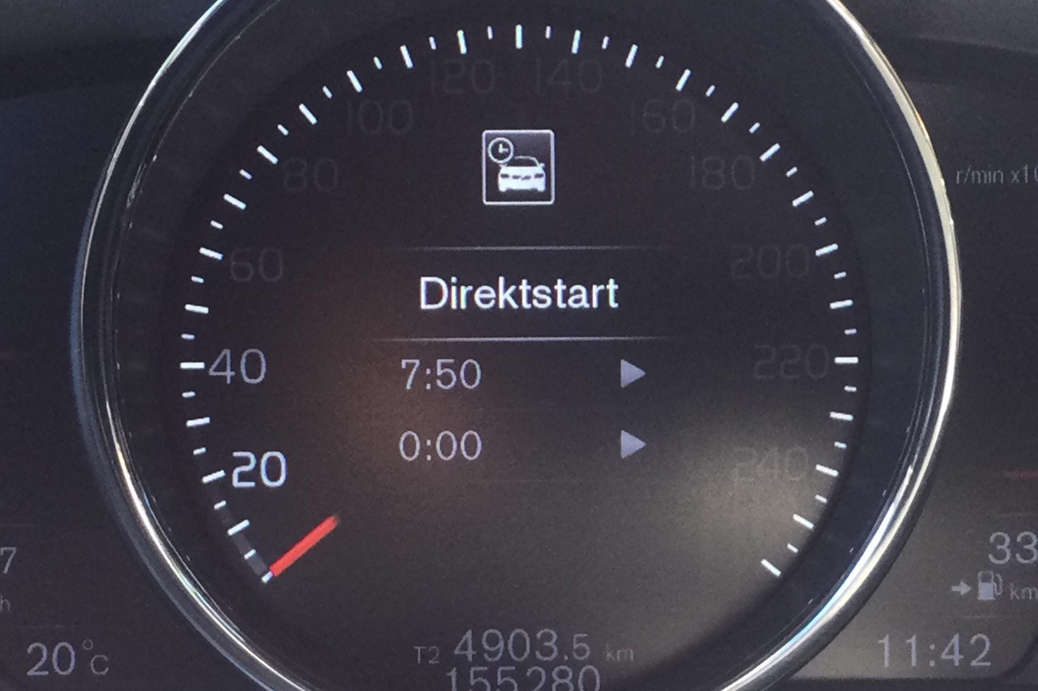 Volvo S60 D4 AWD (190hk) - 15 528 mil - Automat - Light Brown - 2016