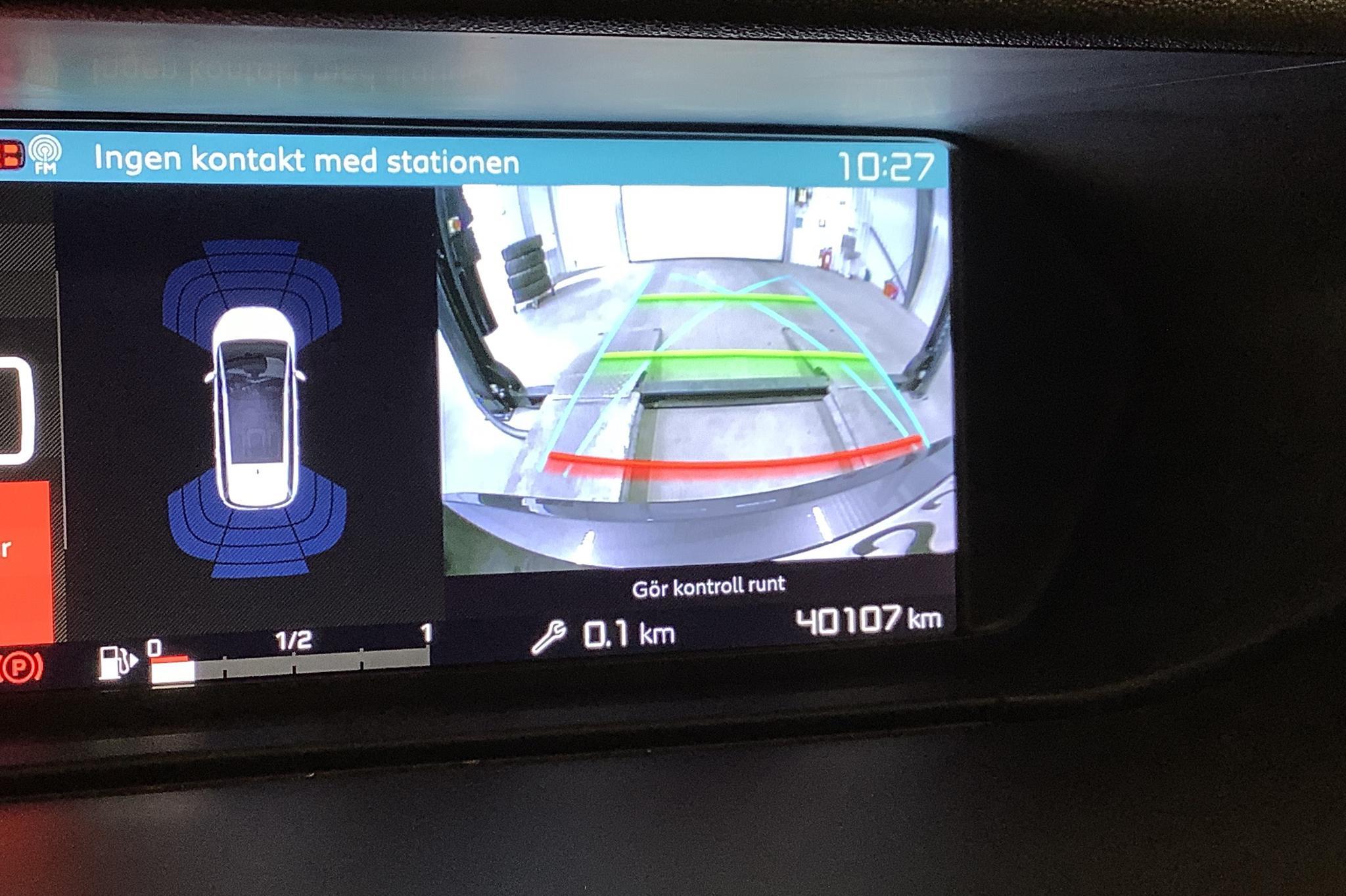 Citroen C4 Grand Picasso BlueHDi (120hk) - 40 110 km - Manual - gray - 2018