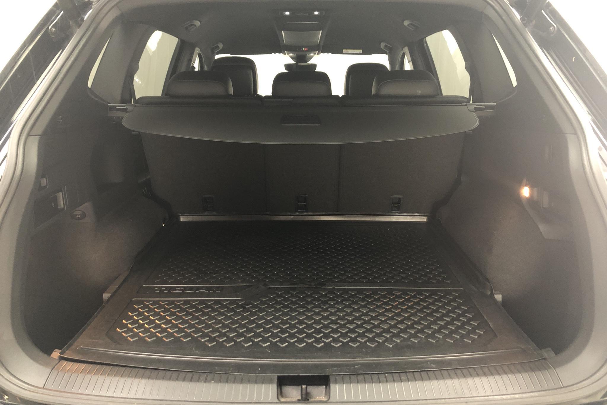 VW Tiguan Allspace 2.0 TDI 4MOTION (190hk) - 7 060 mil - Automat - svart - 2018
