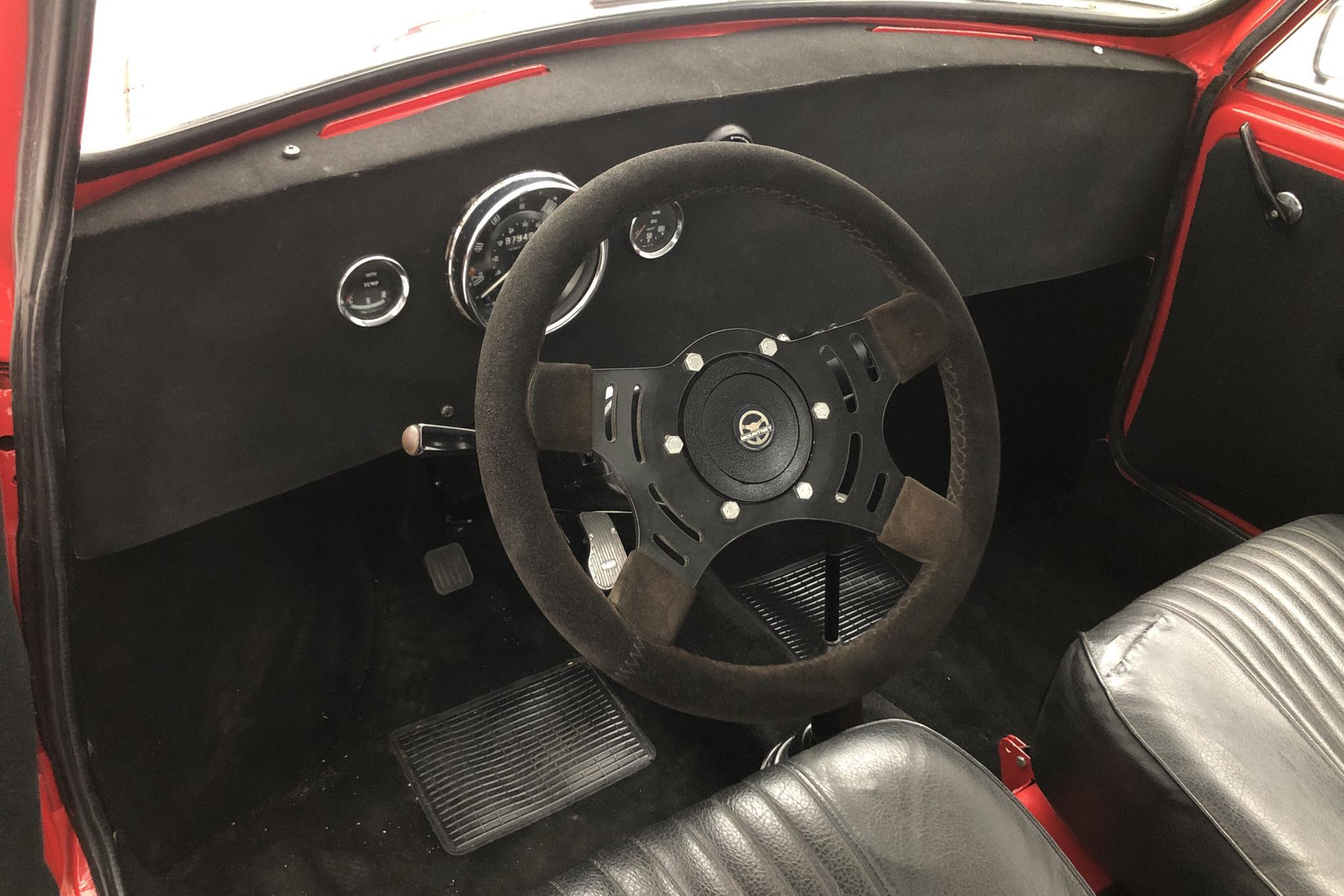 BMC Mini 1000 - 8 794 mil - Manuell - röd - 1970