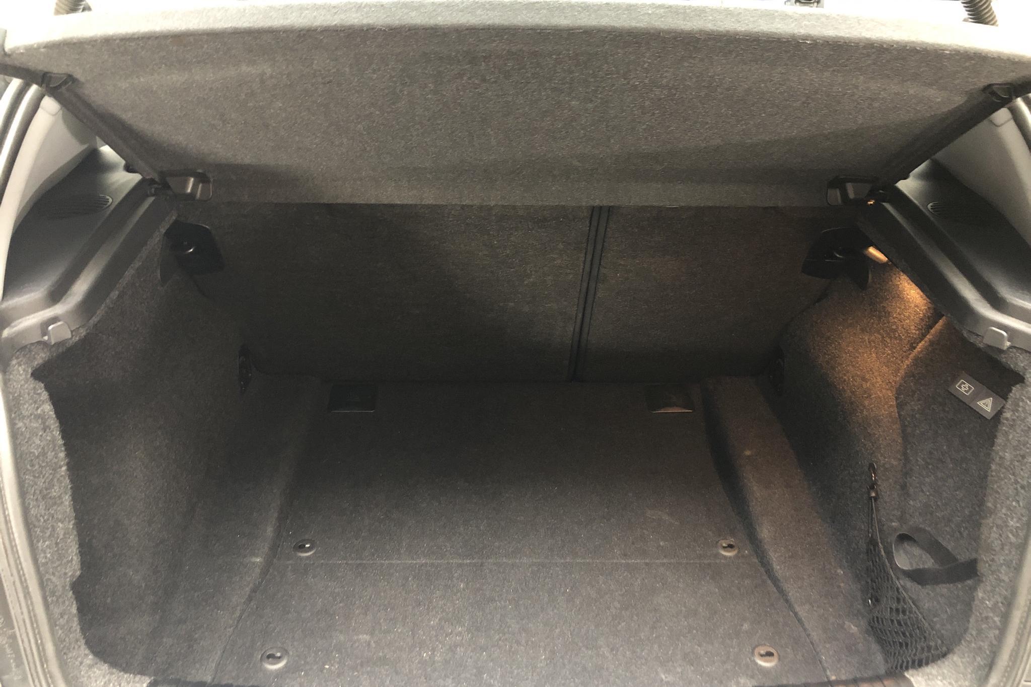 BMW 118d 5dr, E87 (143hk) - 167 790 km - Manual - Light Blue - 2010