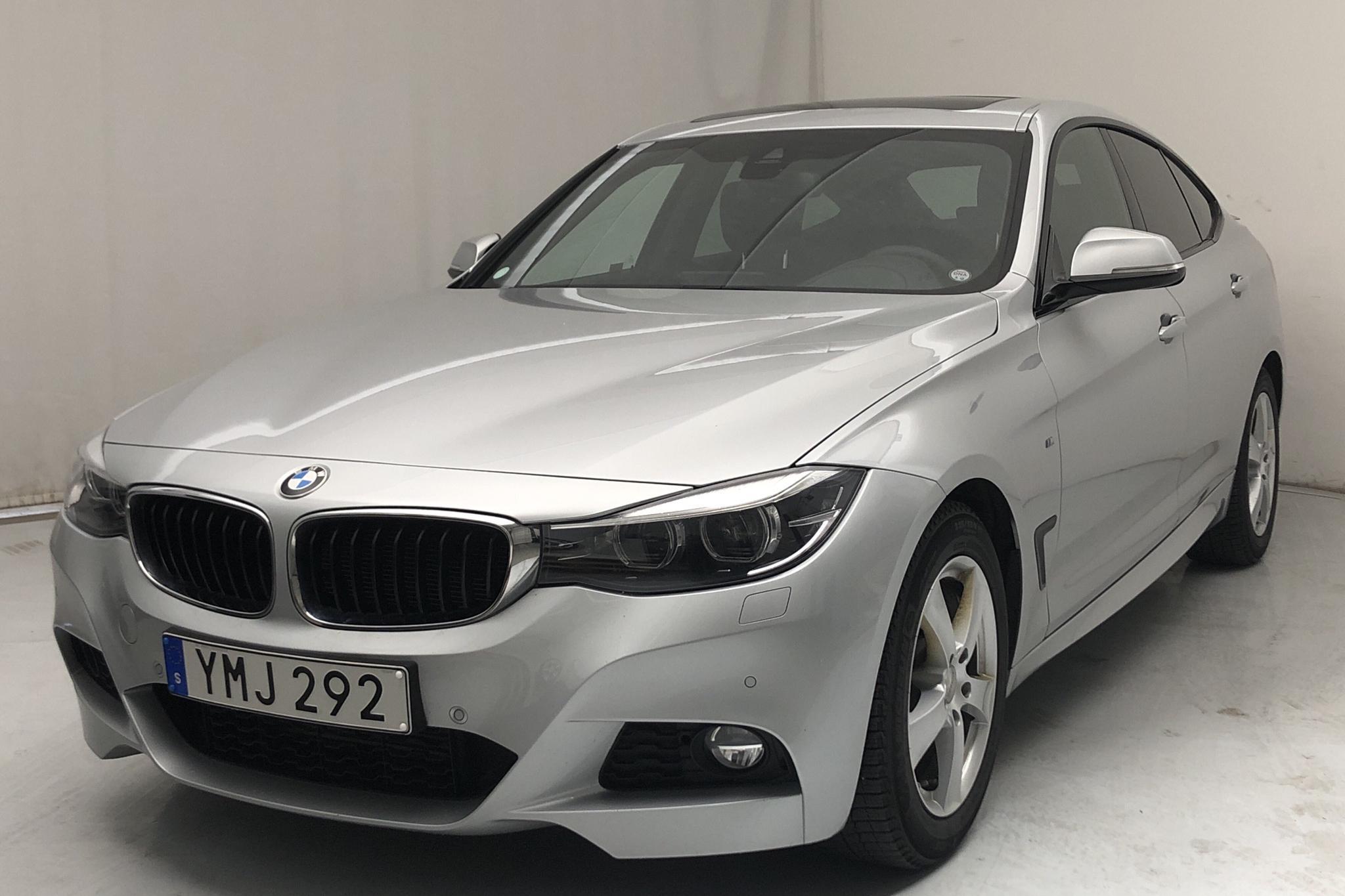 BMW 318D F34 GT Steptronic (150hp)