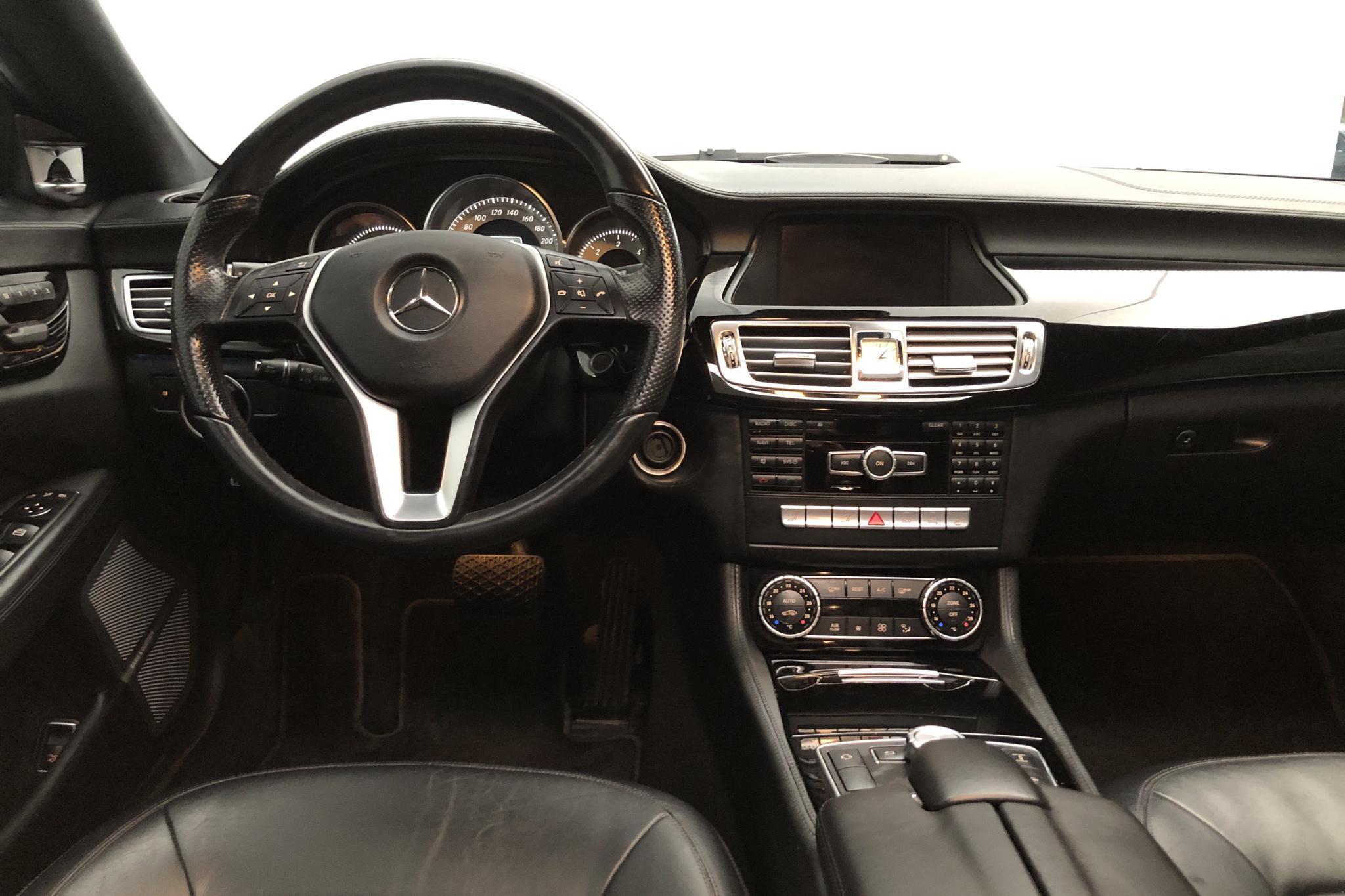 Mercedes CLS 350 CDI 4MATIC Shooting Brake (265hk) - 10 980 mil - Automat - Dark Grey - 2014