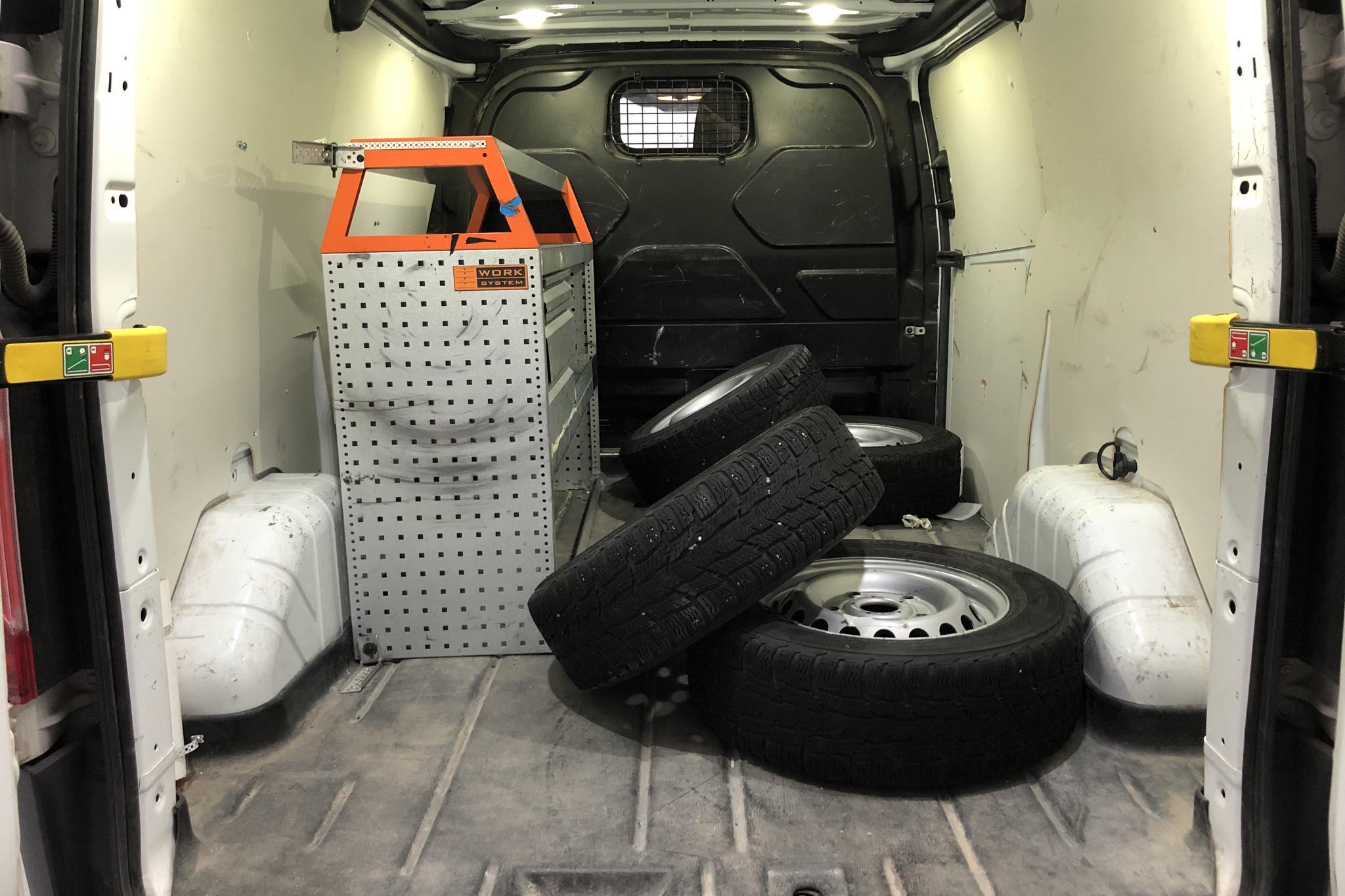 Ford Transit Custom 270 (100hk) - 5 946 mil - Manuell - vit - 2016