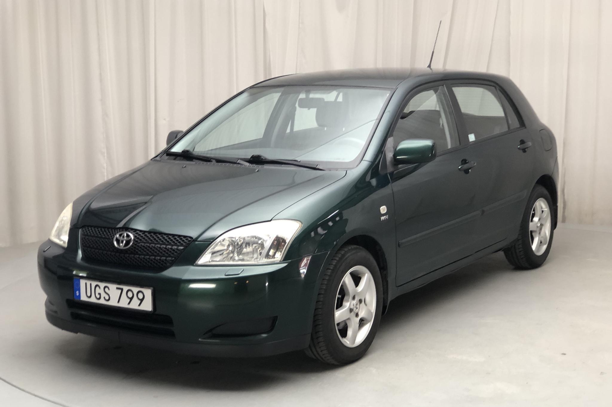 Toyota Corolla 1.4 5dr (97hk)
