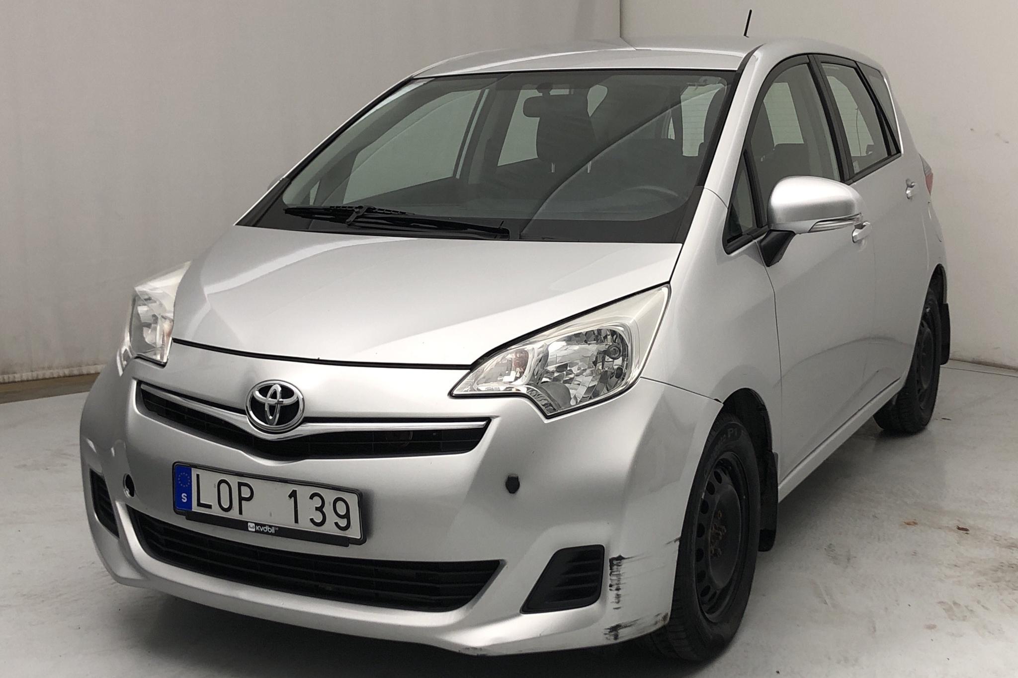 Toyota Verso S 1.33 (99hk)