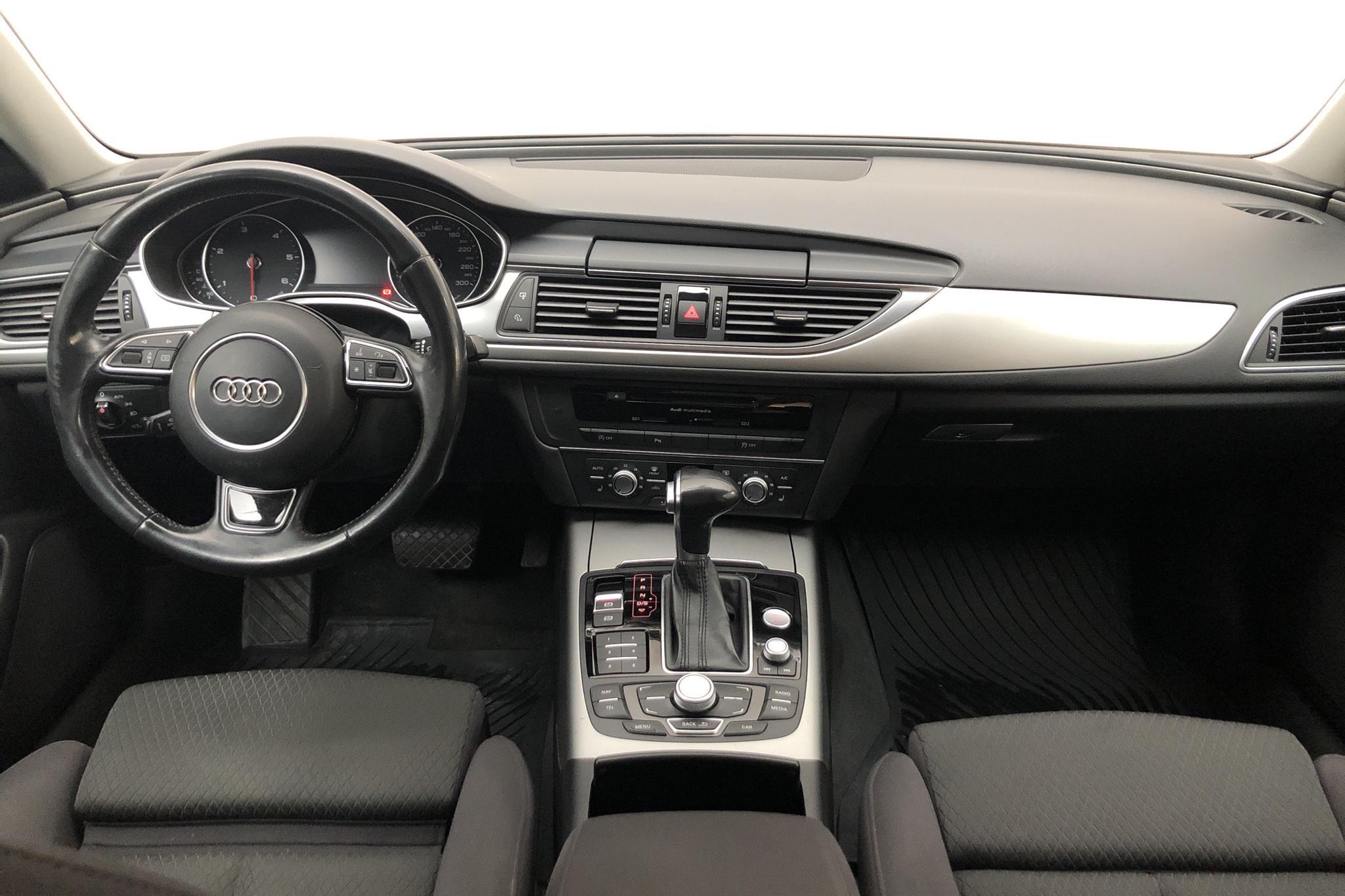 Audi A6 2.0 TDI Ultra Avant (190hk) - 12 975 mil - Automat - svart - 2014