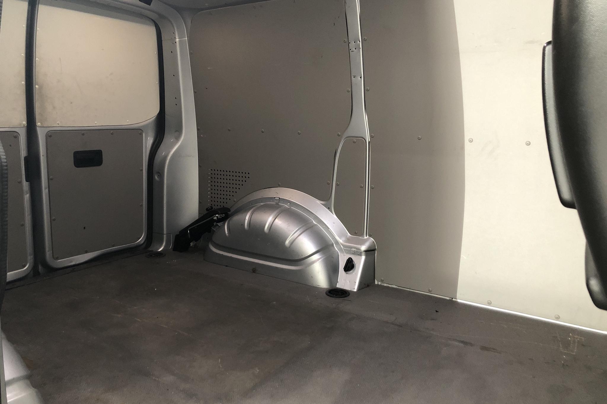 VW Transporter T6 2.0 TDI BMT (204hk) - 12 649 mil - Automat - silver - 2017