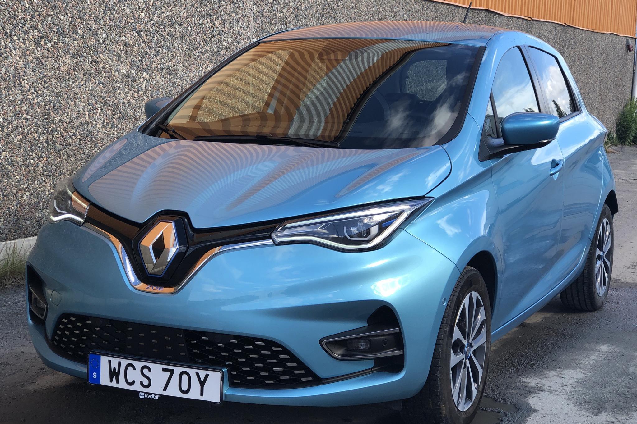 Renault Zoe 52 kWh R135 (135hk)