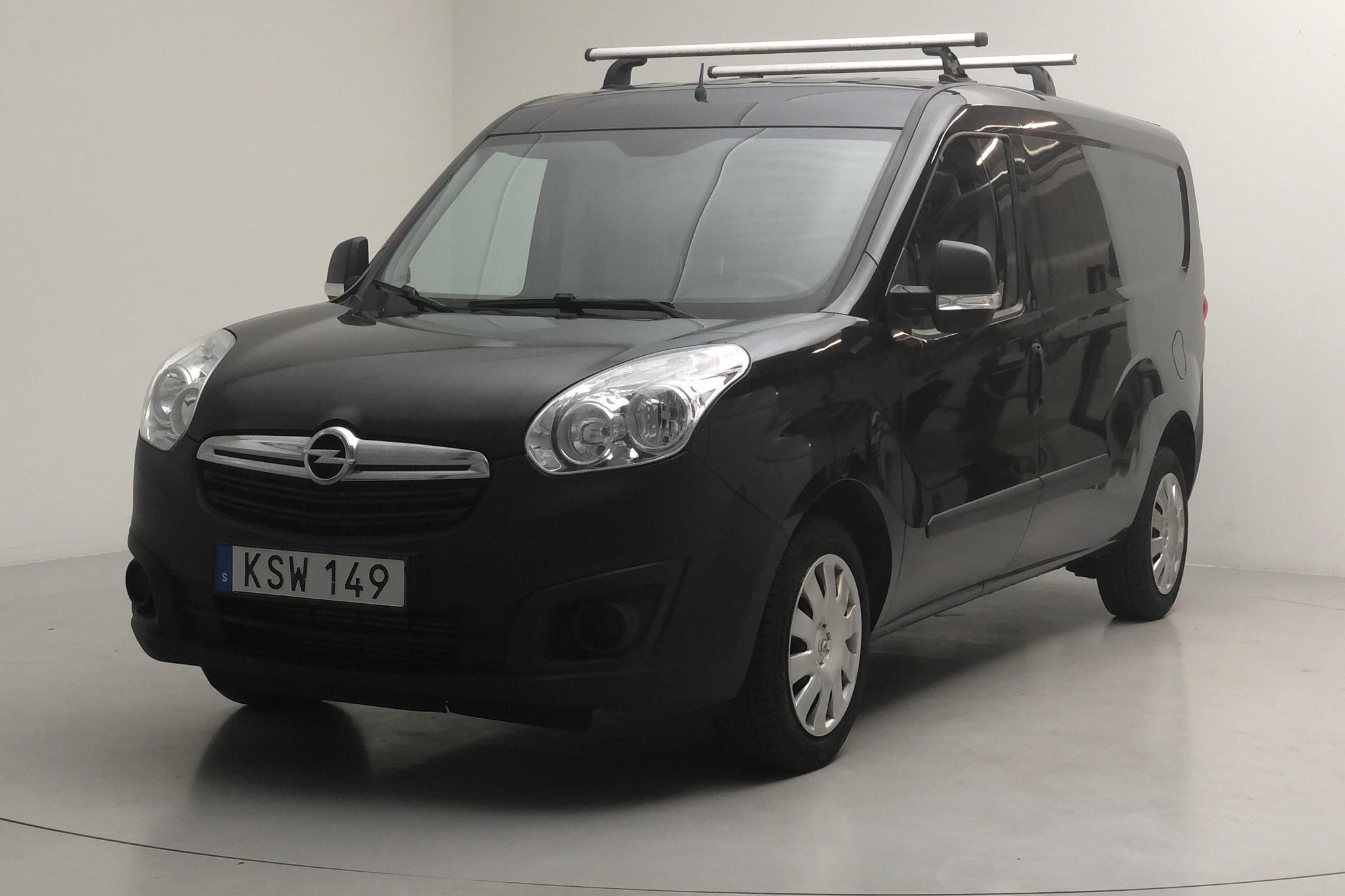 Opel Combo 1.3 CDTI Skåp (95hk) - 96 580 km - Manual - black - 2017
