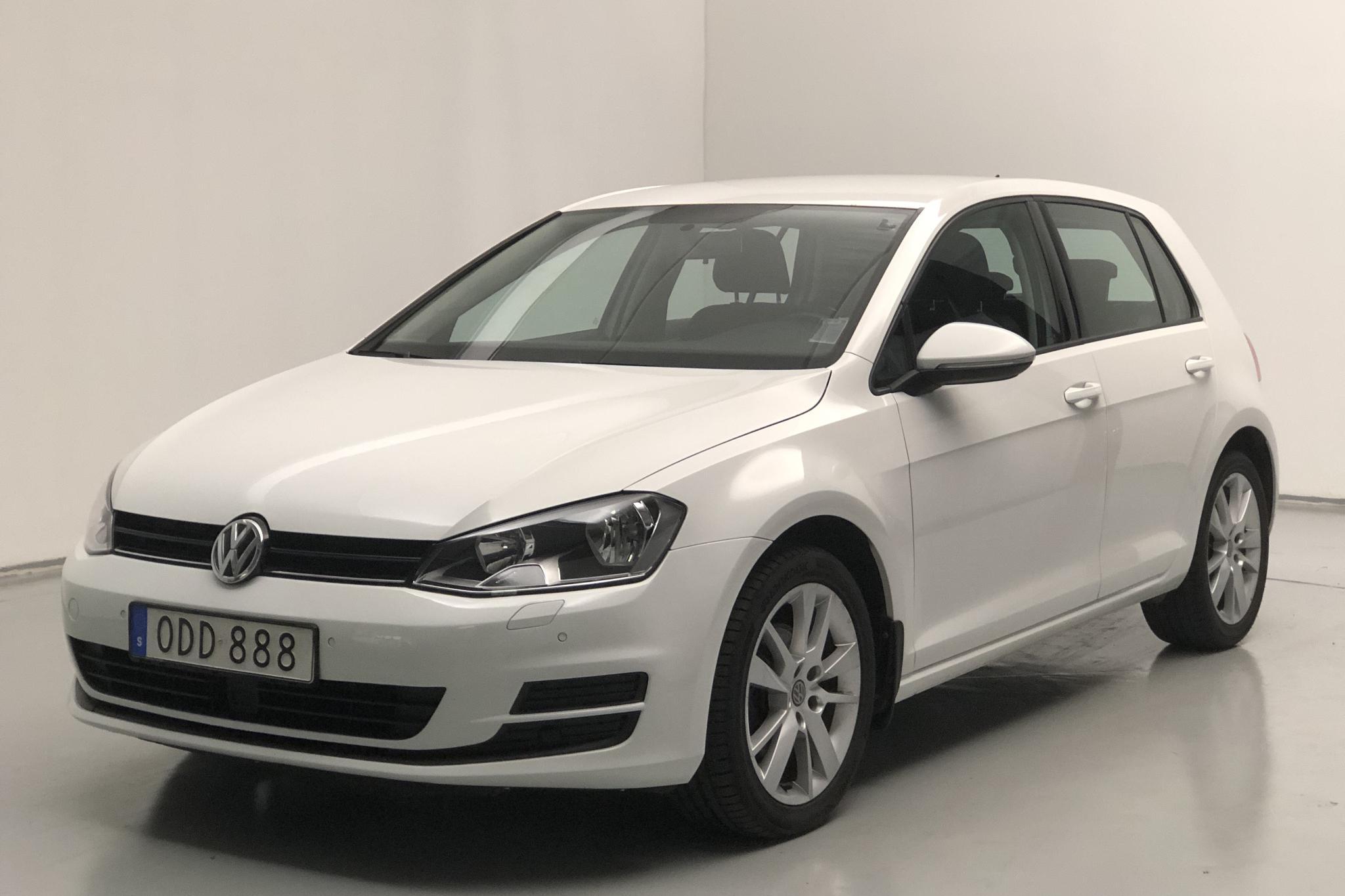 VW Golf VII 1.4 TSI Multifuel 5dr (125hk)