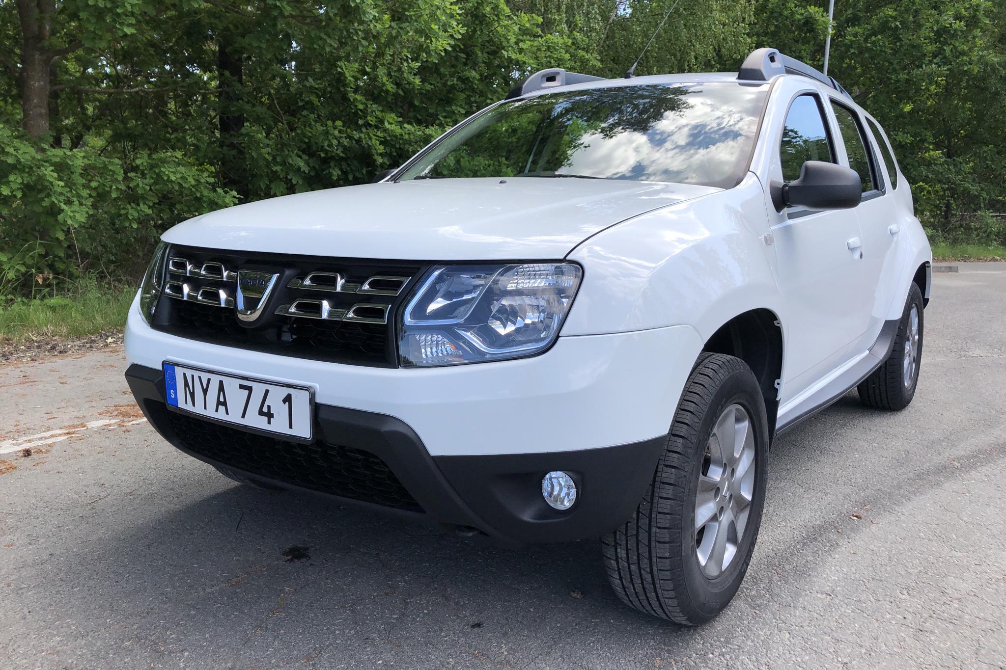 Dacia Duster 1.5 dCi 4x2 (109hk) - 2 870 mil - Manuell - vit - 2017
